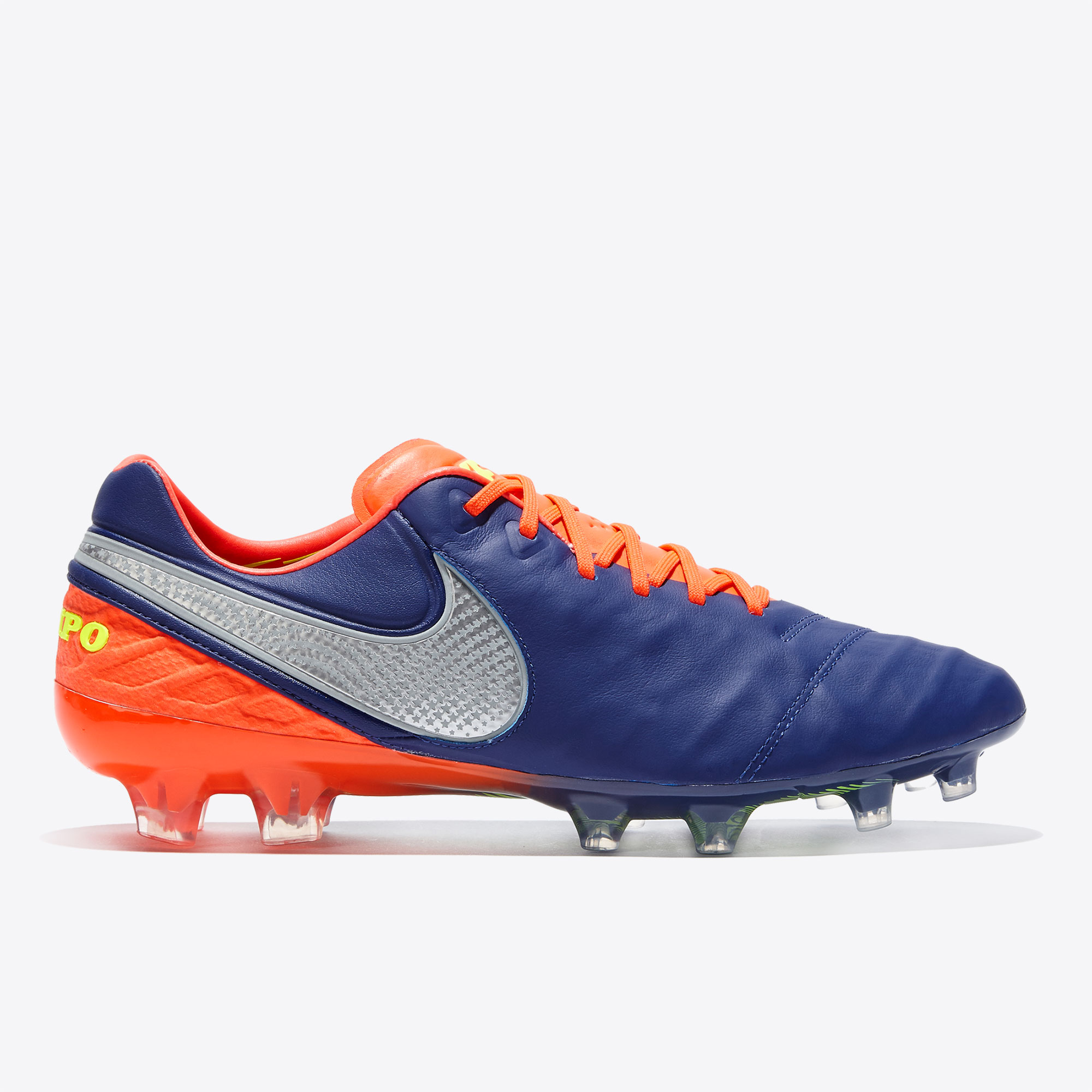 Nike Tiempo Legend VI FG Deep Royal Blue/Chr