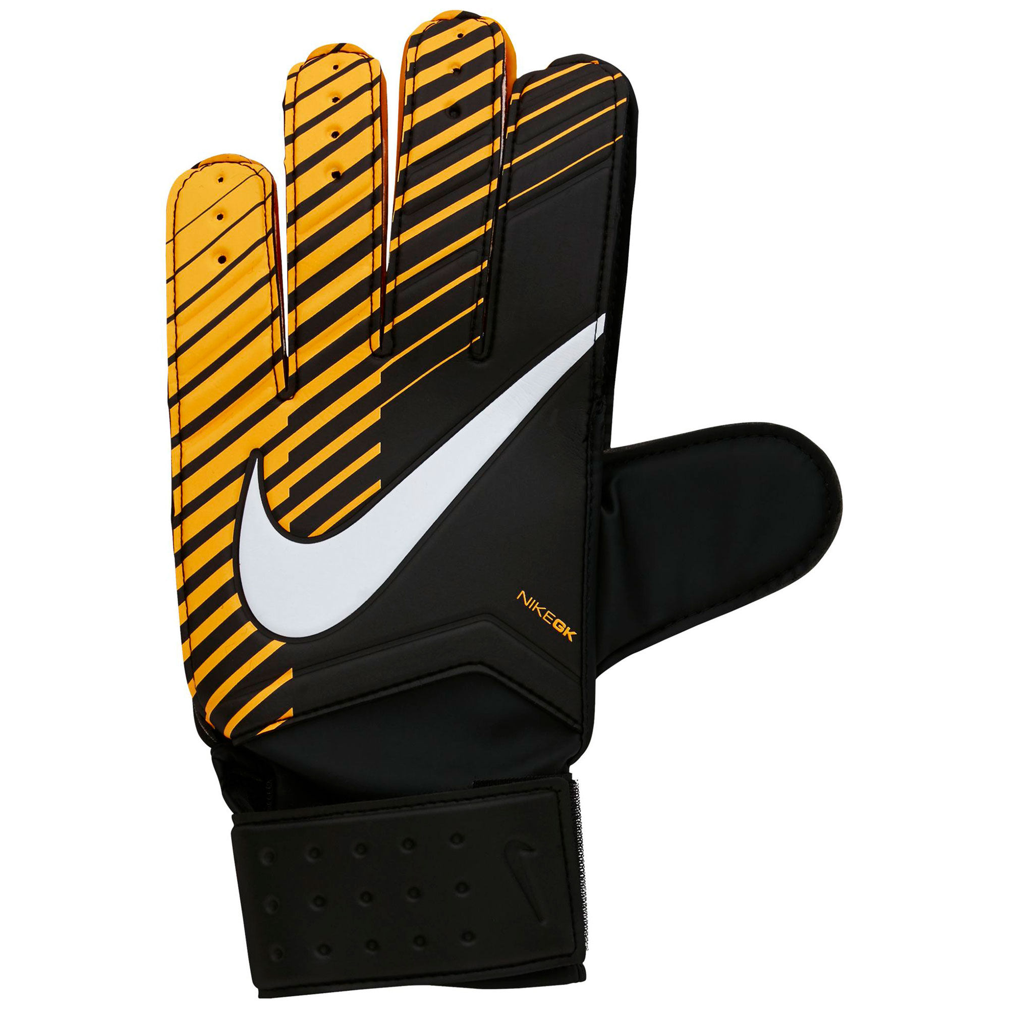 Nike Match Goalkeeper Gloves - Black/Laser Orange/White