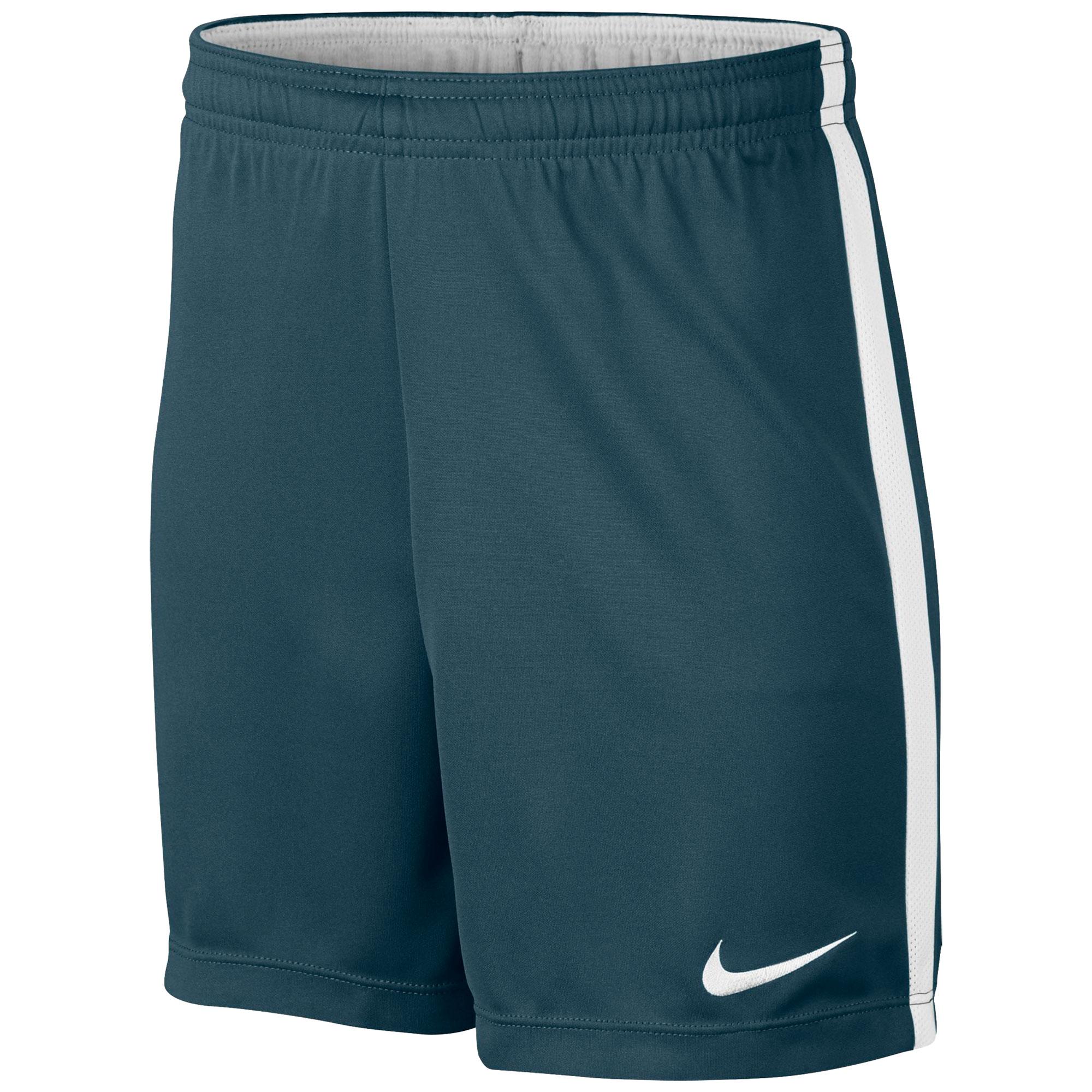 Nike Dry Academy Shorts - Space Blue/White/White/White - Kids