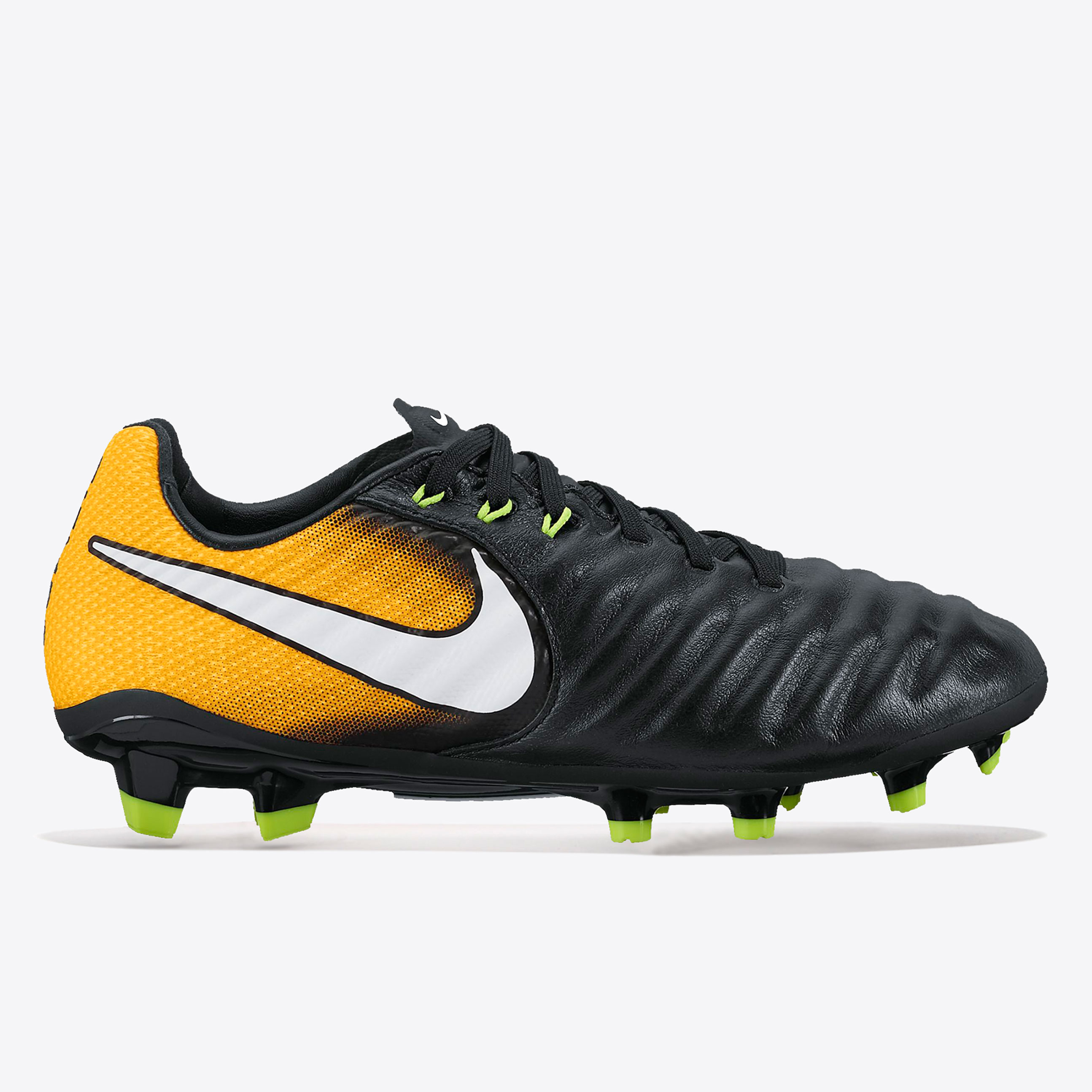Nike Tiempo Legend VII Firm Ground Football Boots - Black/White/Laser