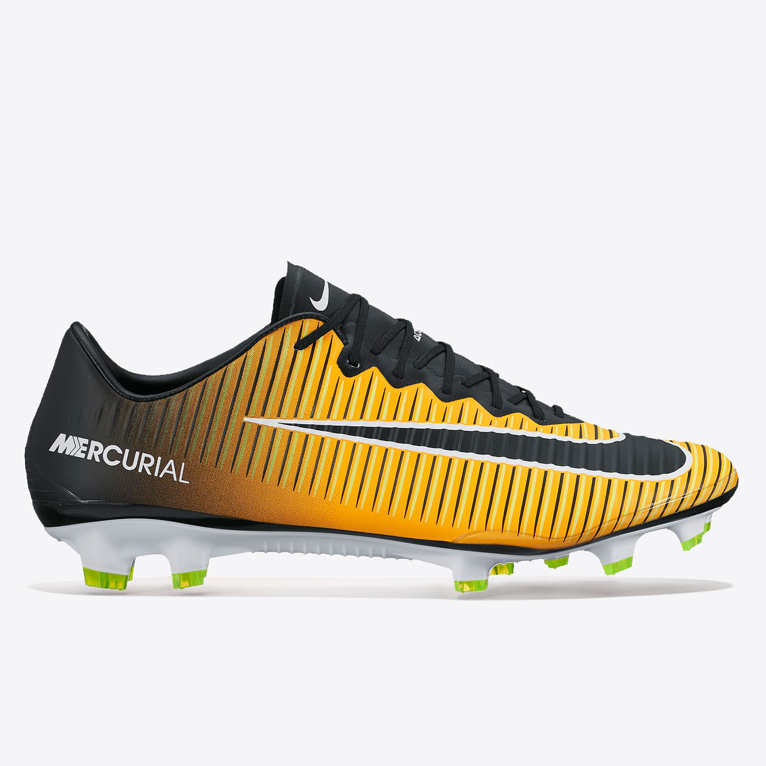 Nike Mercurial Vapor XI Firm Ground Football Boots - Laser Orange/Blac