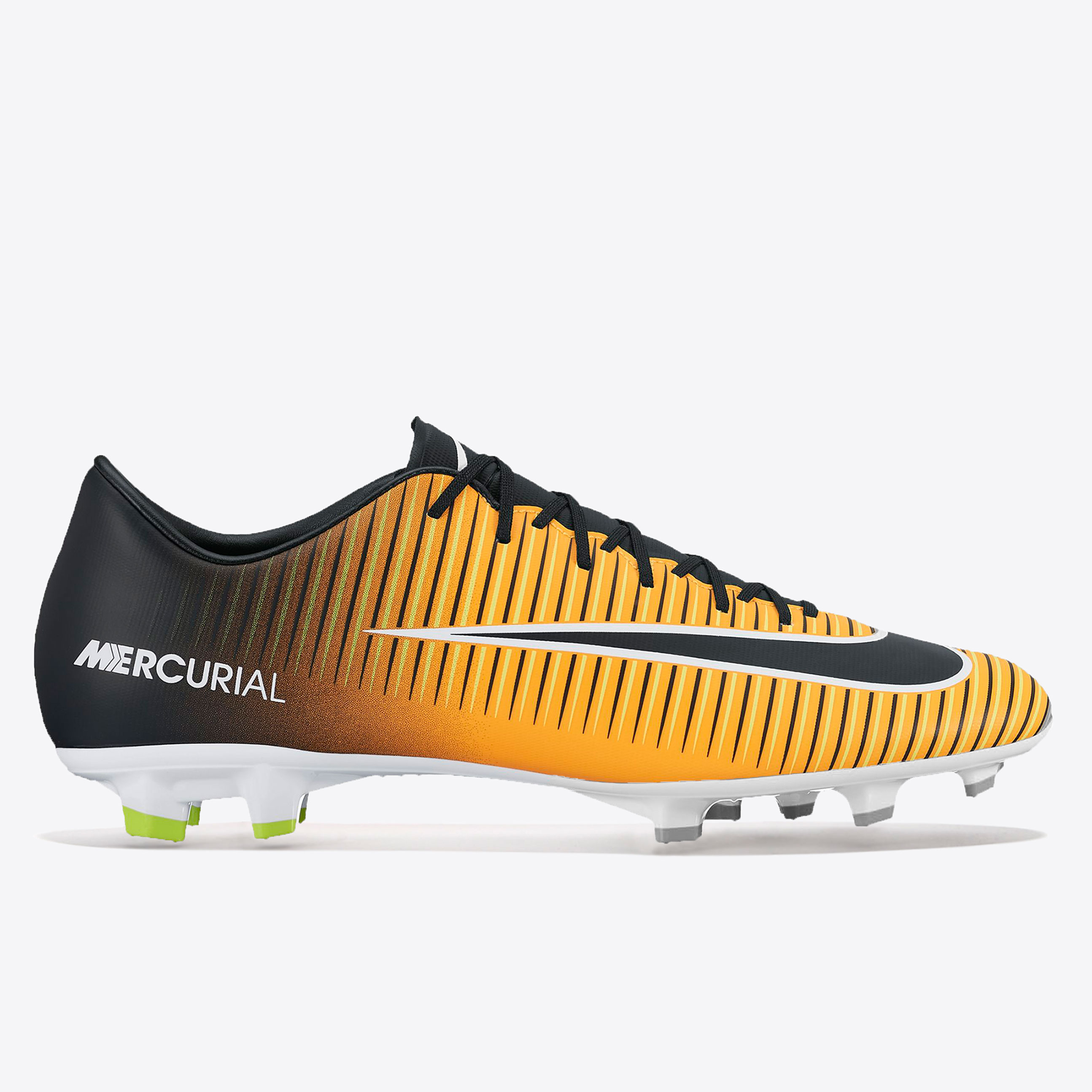 Nike Mercurial Victory VI Firm Ground Football Boots - Laser Orange/Bl