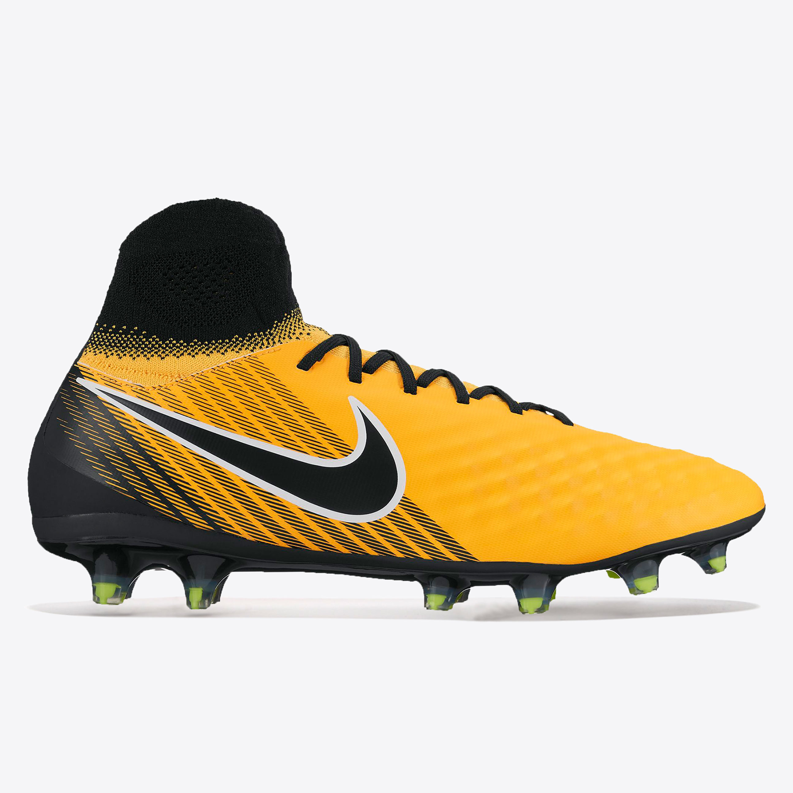 Nike Magista Orden II Firm Ground Football Boots - Laser Orange/Black/