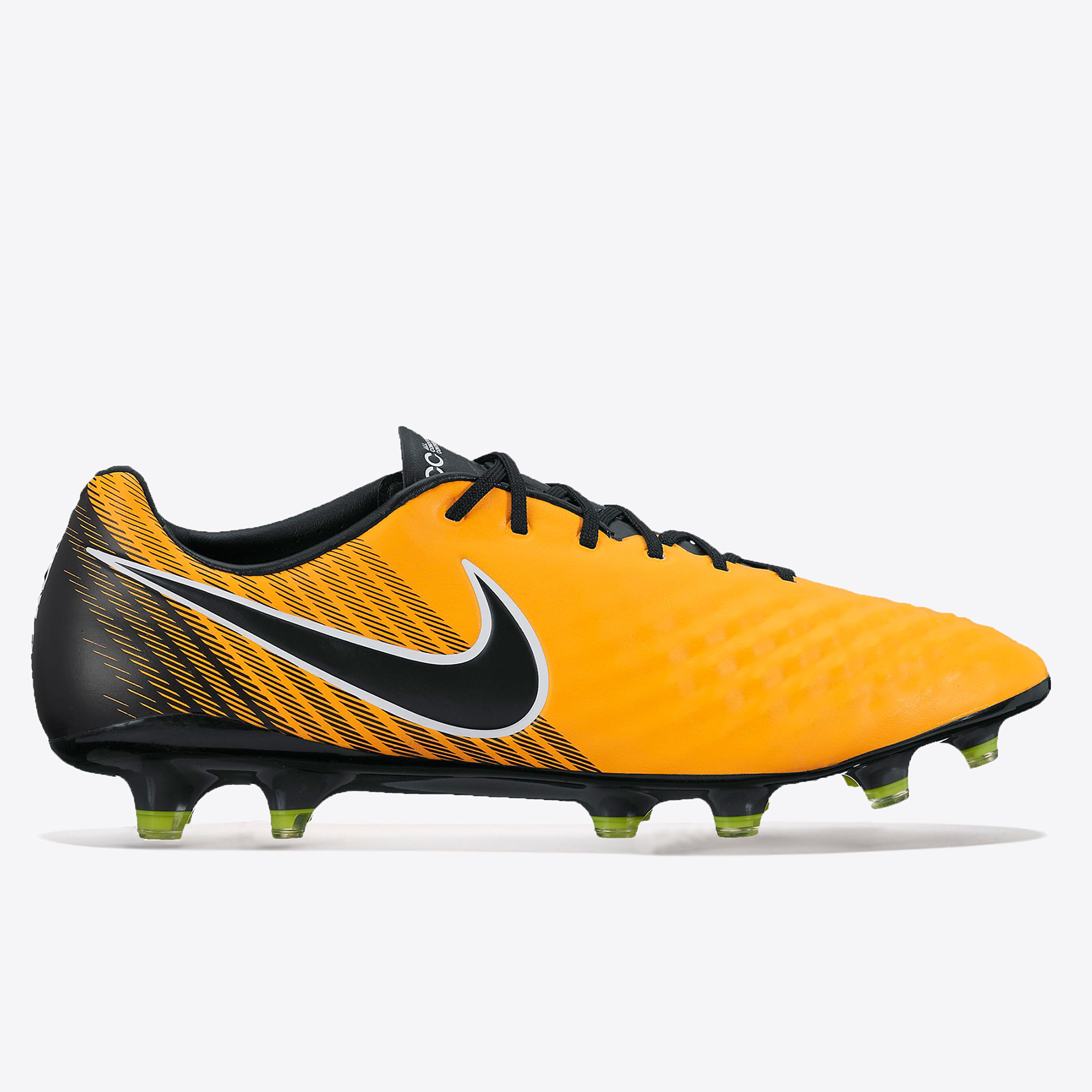 Nike Magista Opus II Firm Ground Football Boots - Laser Orange/Black/W
