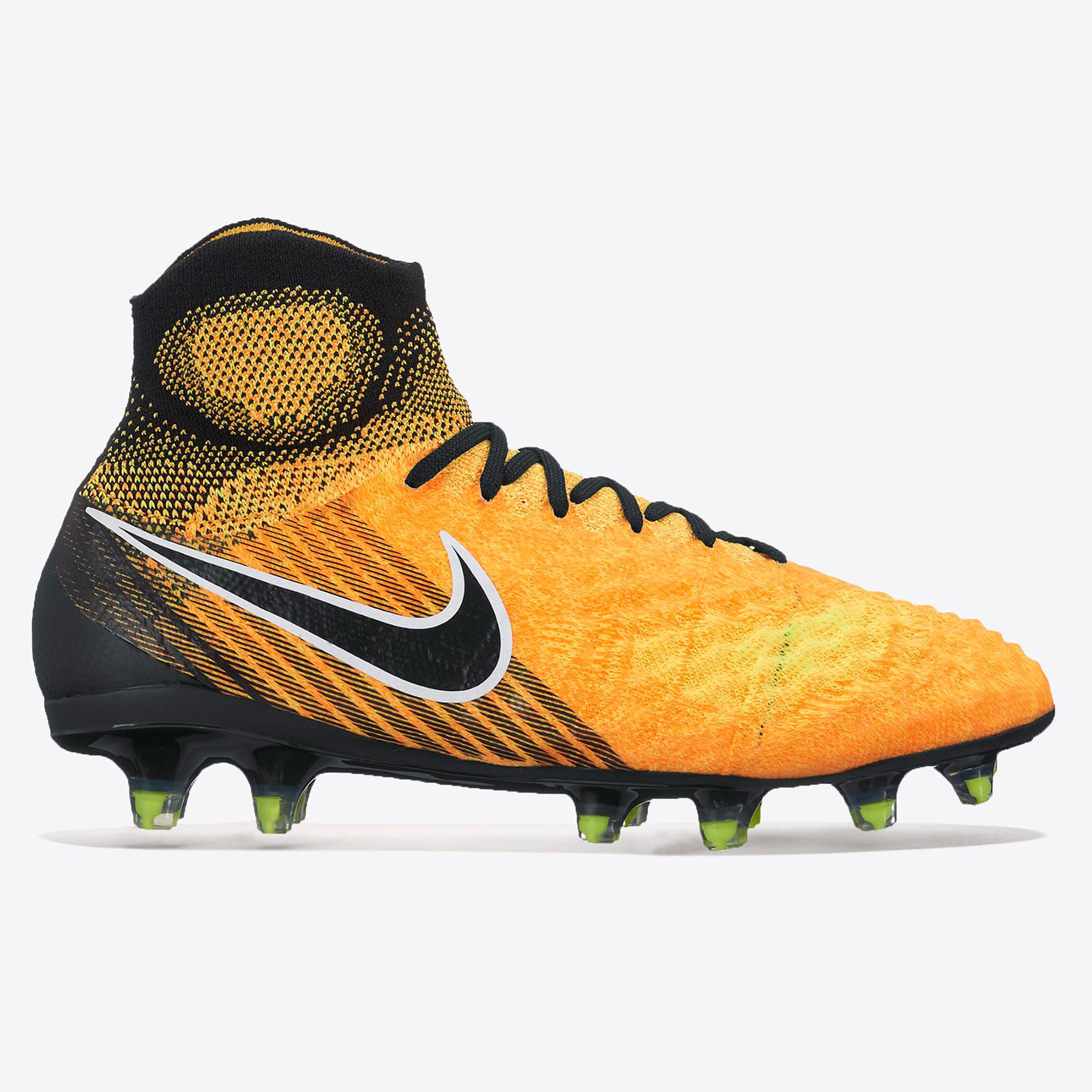 Nike Magista Obra II Firm Ground Football Boots - Laser Orange/Black/W