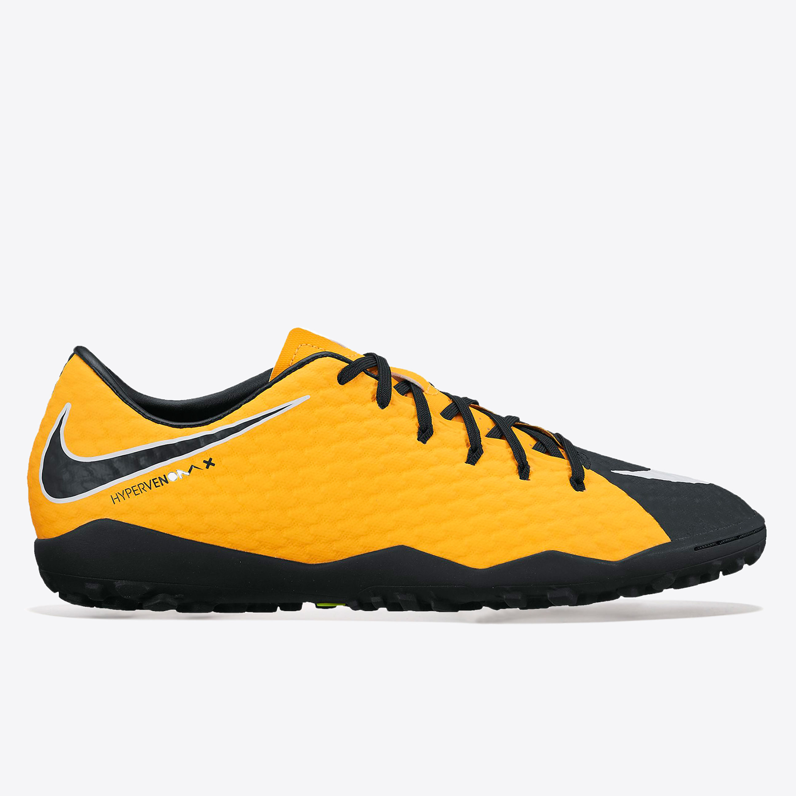 Nike Hypervenom Phelon III Astroturf Trainers - Laser Orange/Black/Bla