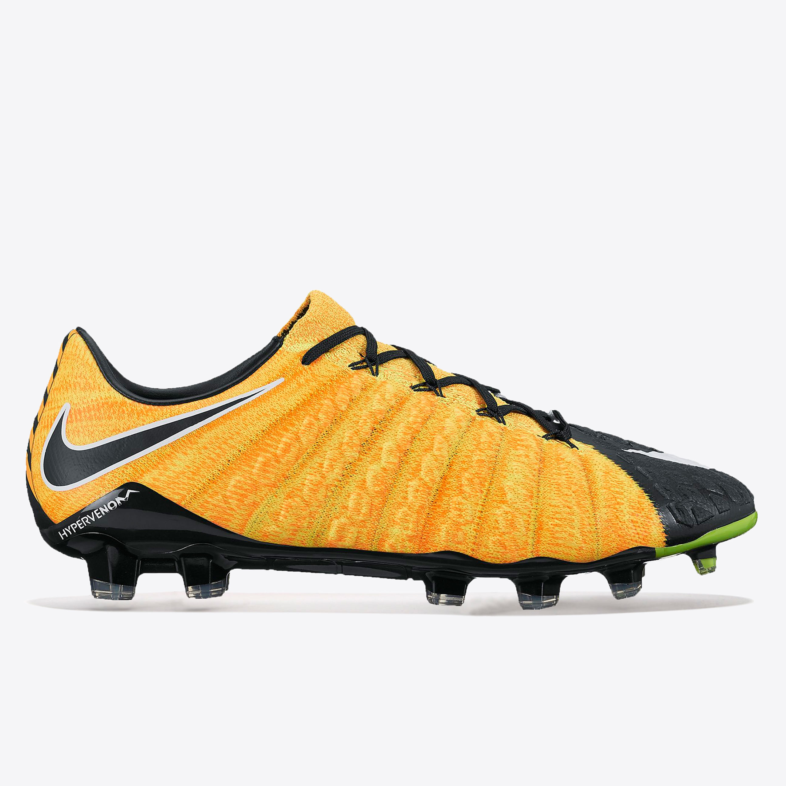 Nike Hypervenom Phantom III Firm Ground Football Boots - Laser Orange/