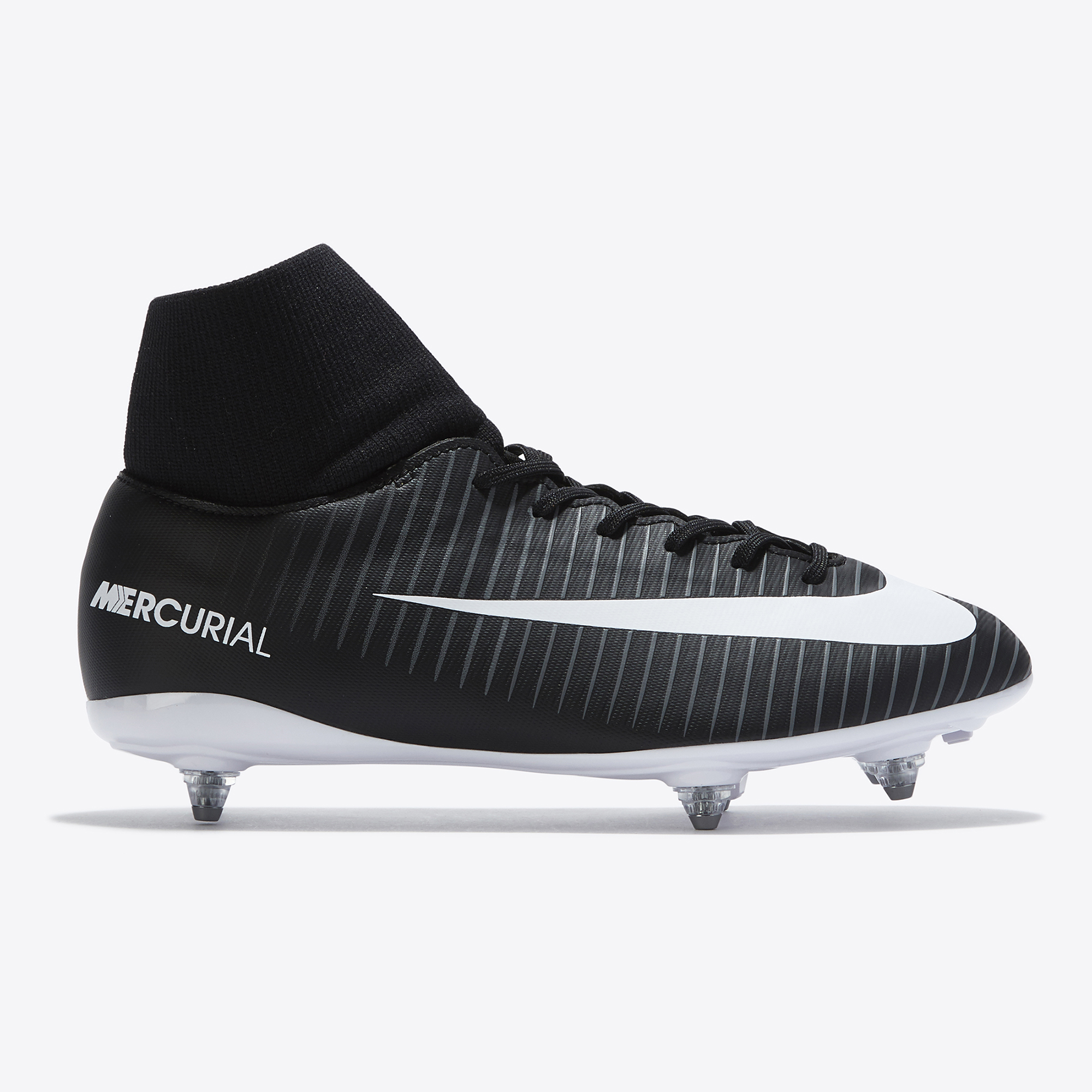 Nike Mercurial Victory VI Dynamic Fit Soft Ground Football Boots - Bla