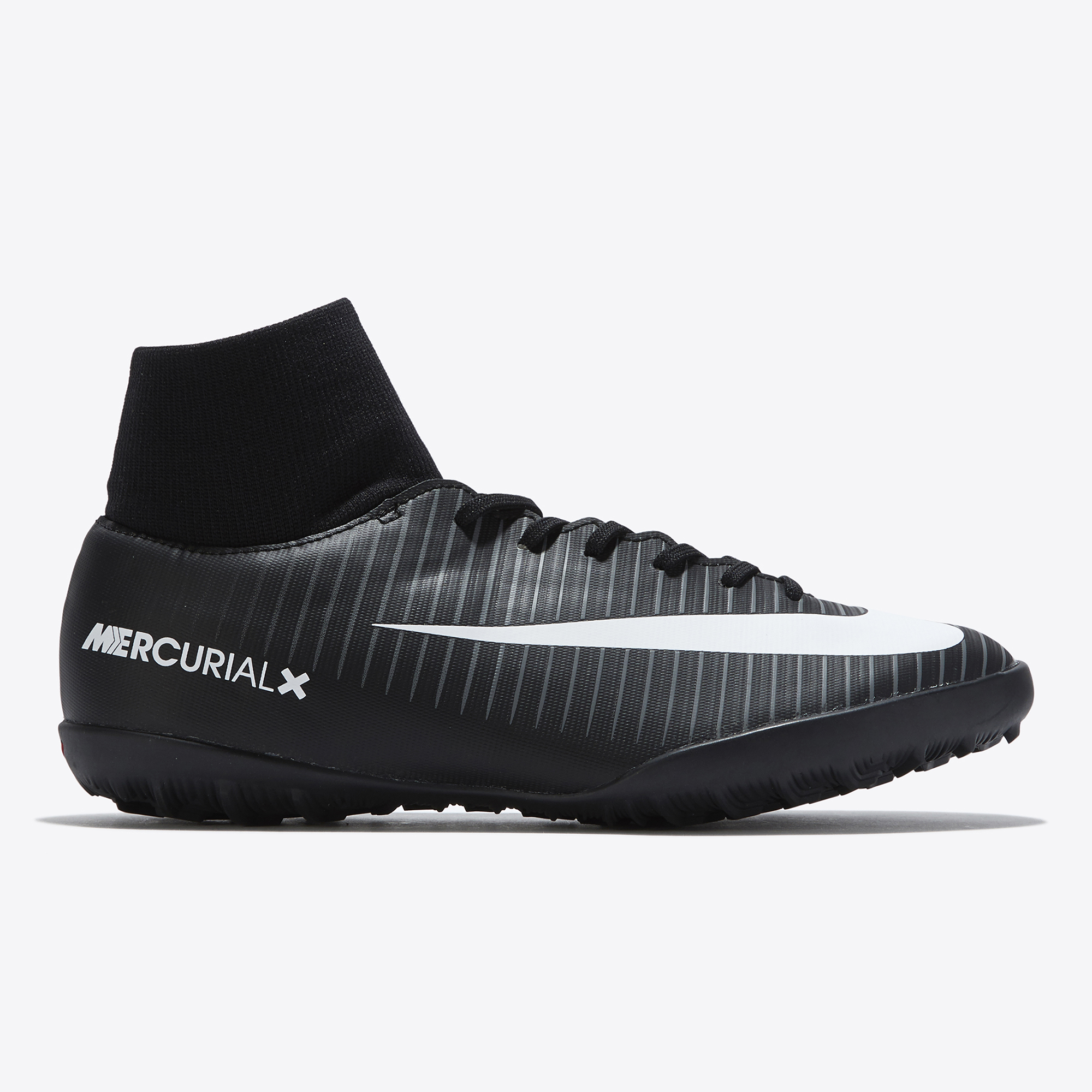 Nike Mercurial Victory VI Dynamic Fit Astroturf Trainers - Black/White