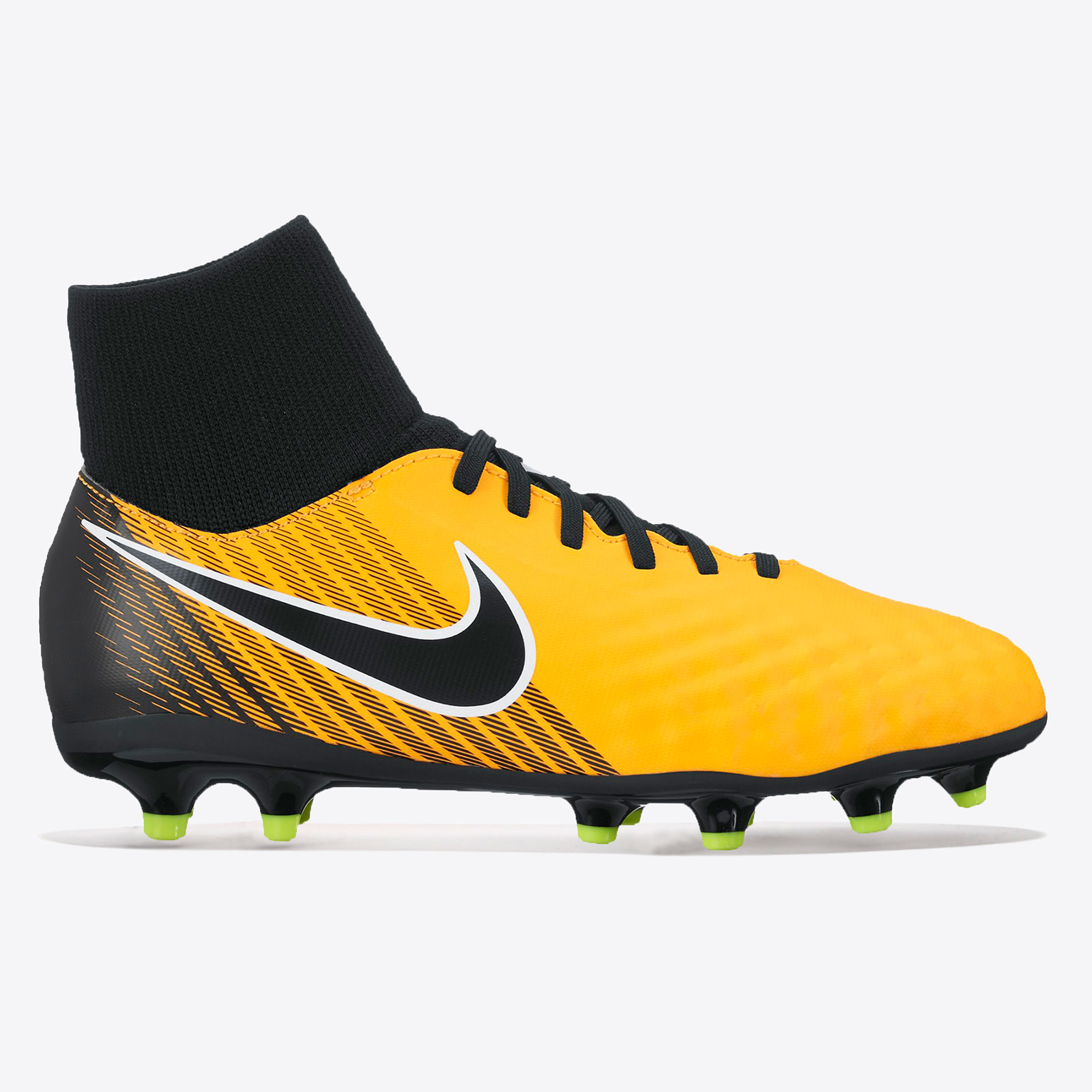Nike Magista Onda II Dynamic Fit Firm Ground Football Boots - Laser Or