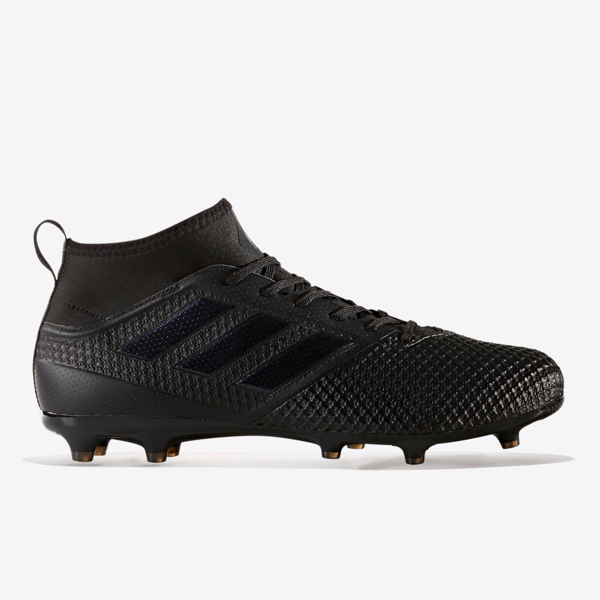 Image of adidas Ace 17.3 Firm Ground Football Boots - Core Black/Core Black/Uti