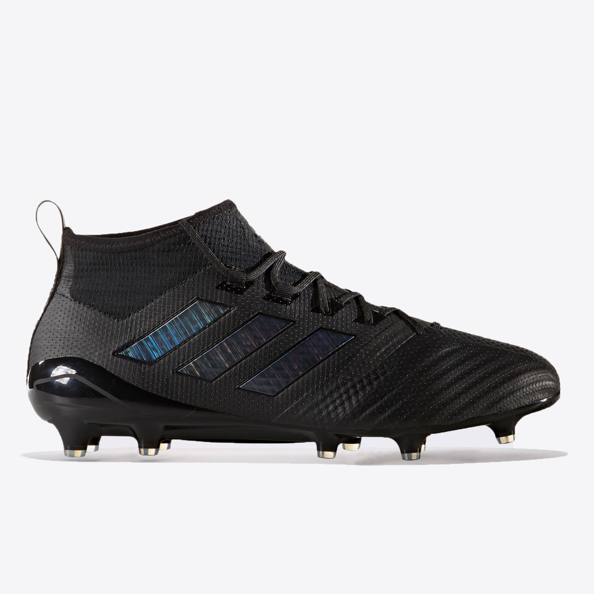 Image of adidas Ace 17.1 Firm Ground Football Boots - Core Black/Core Black/Uti