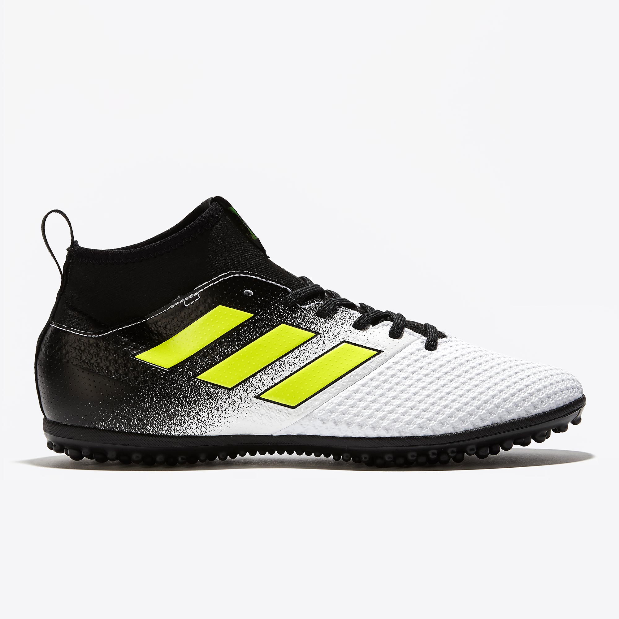adidas Ace Tango 17.3 Astroturf Trainers - White/Solar Yellow/Core Bla
