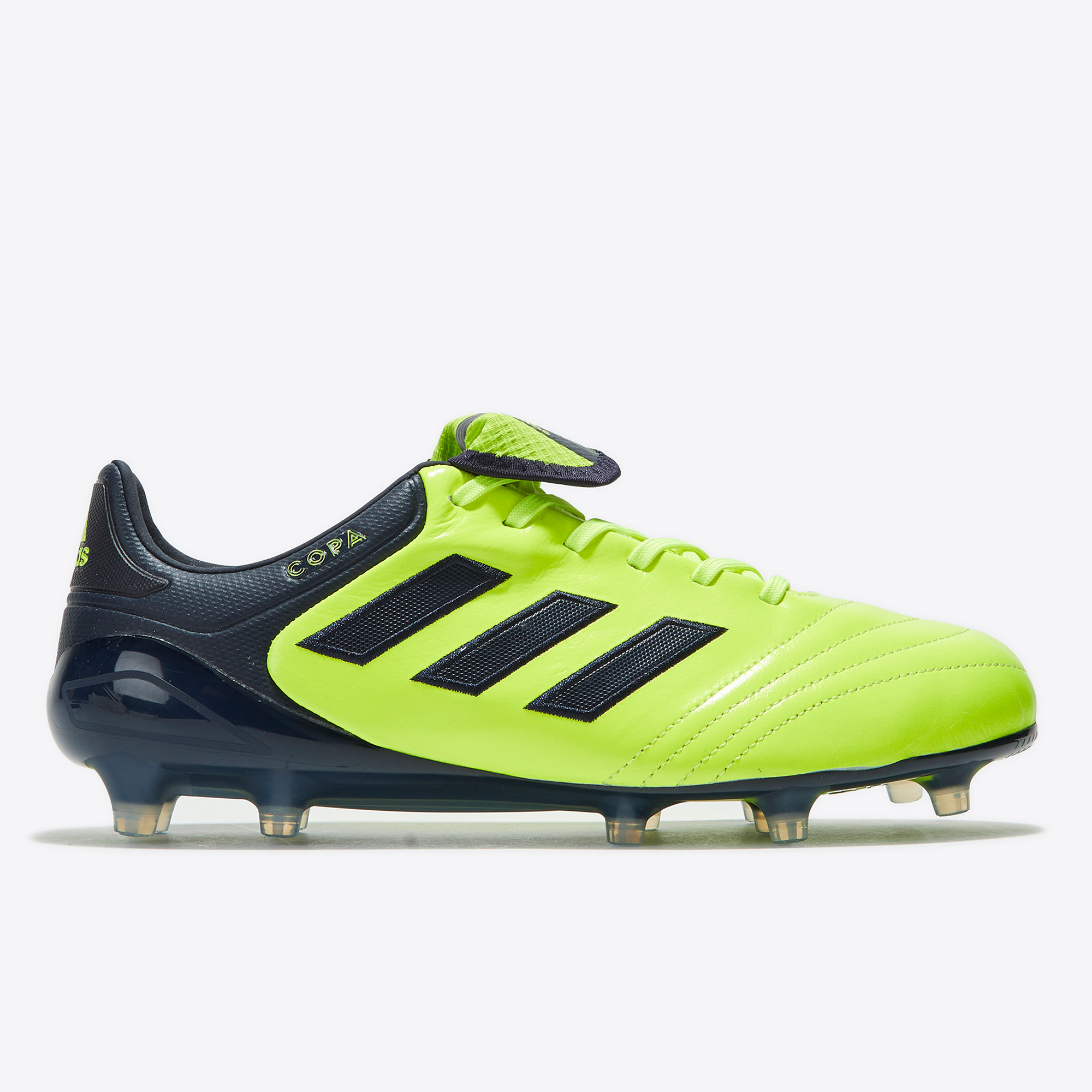 adidas Copa 17.1 Firm Ground Football Boots - Solar Yellow/Legend Ink/
