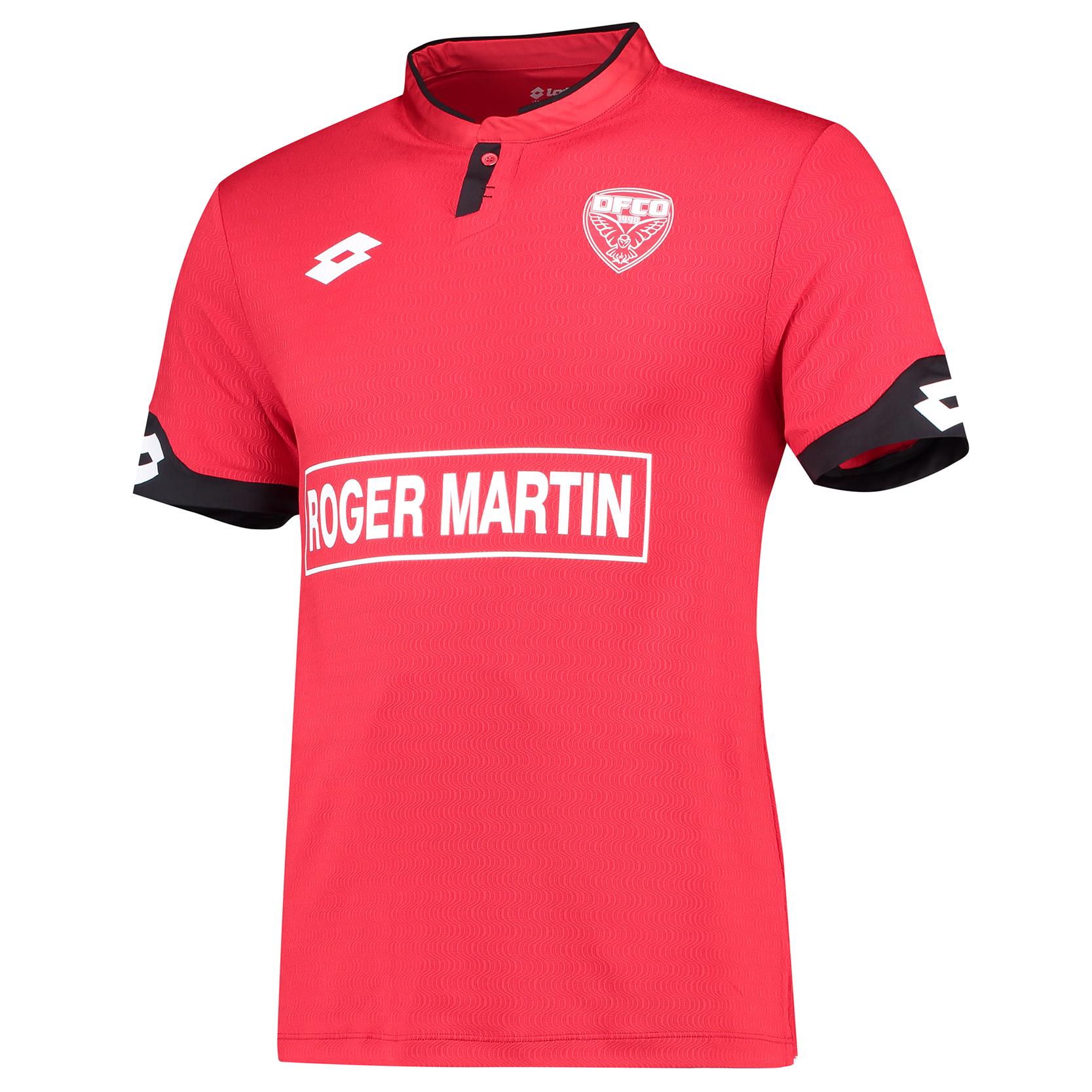 Dijon FCO Home Shirt 2017-18