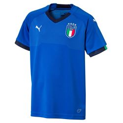Italy Home Shirt 2018 - Kids