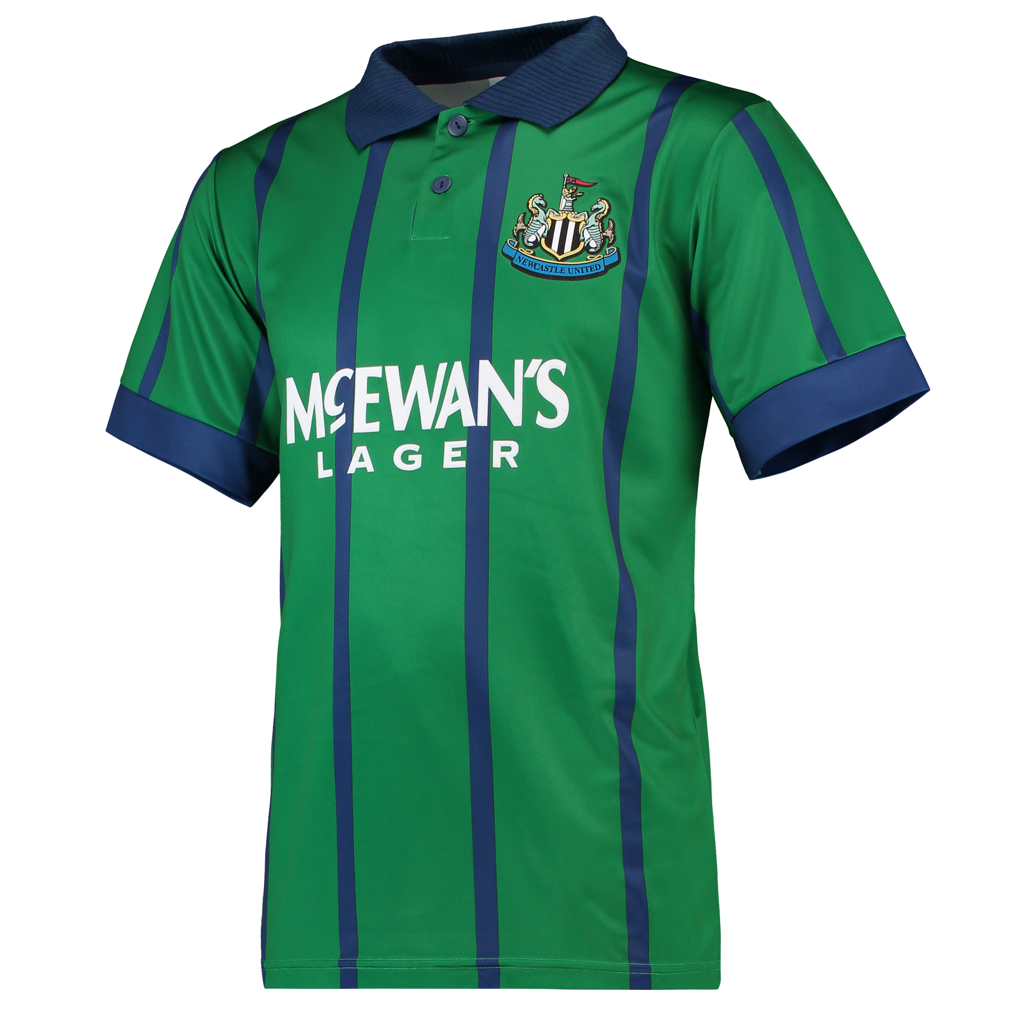 Newcastle United 1995 Away Shirt