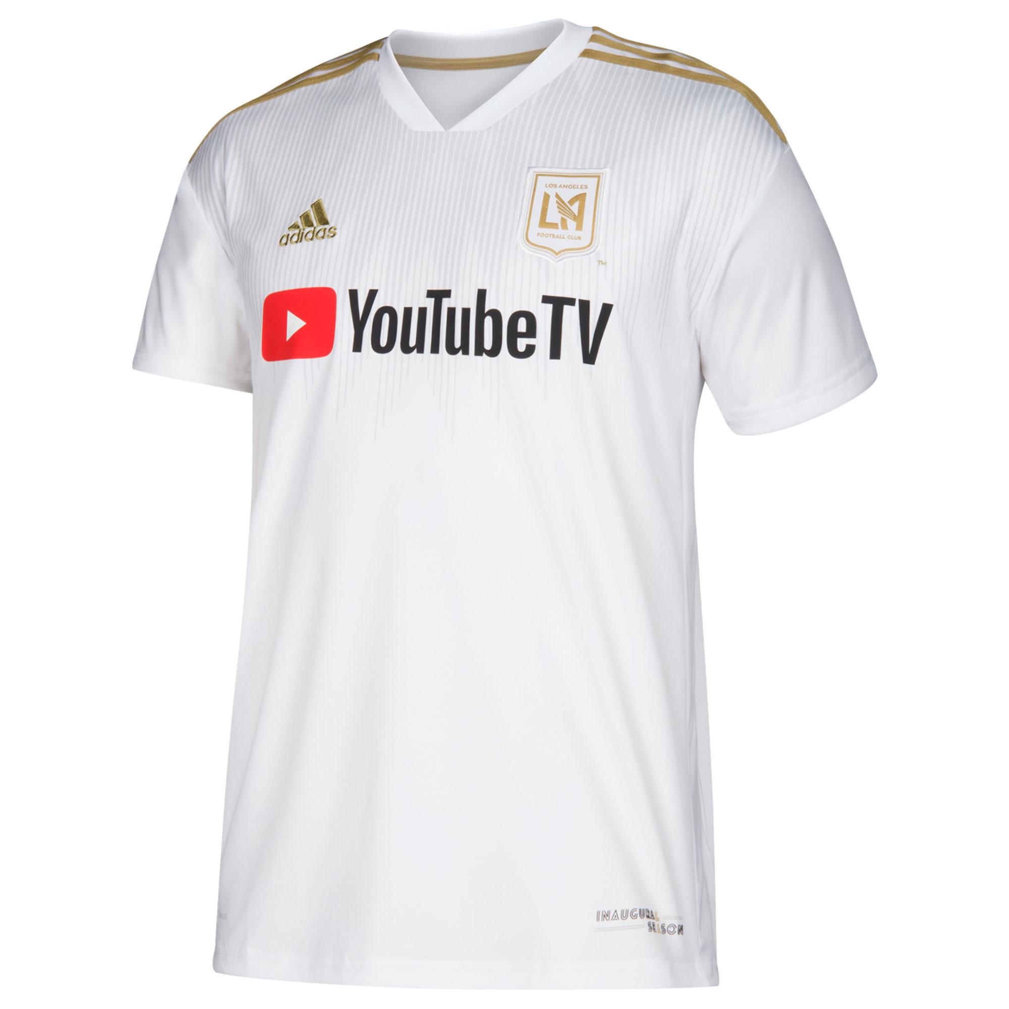 Los Angeles FC Away Shirt 2018 - Kids