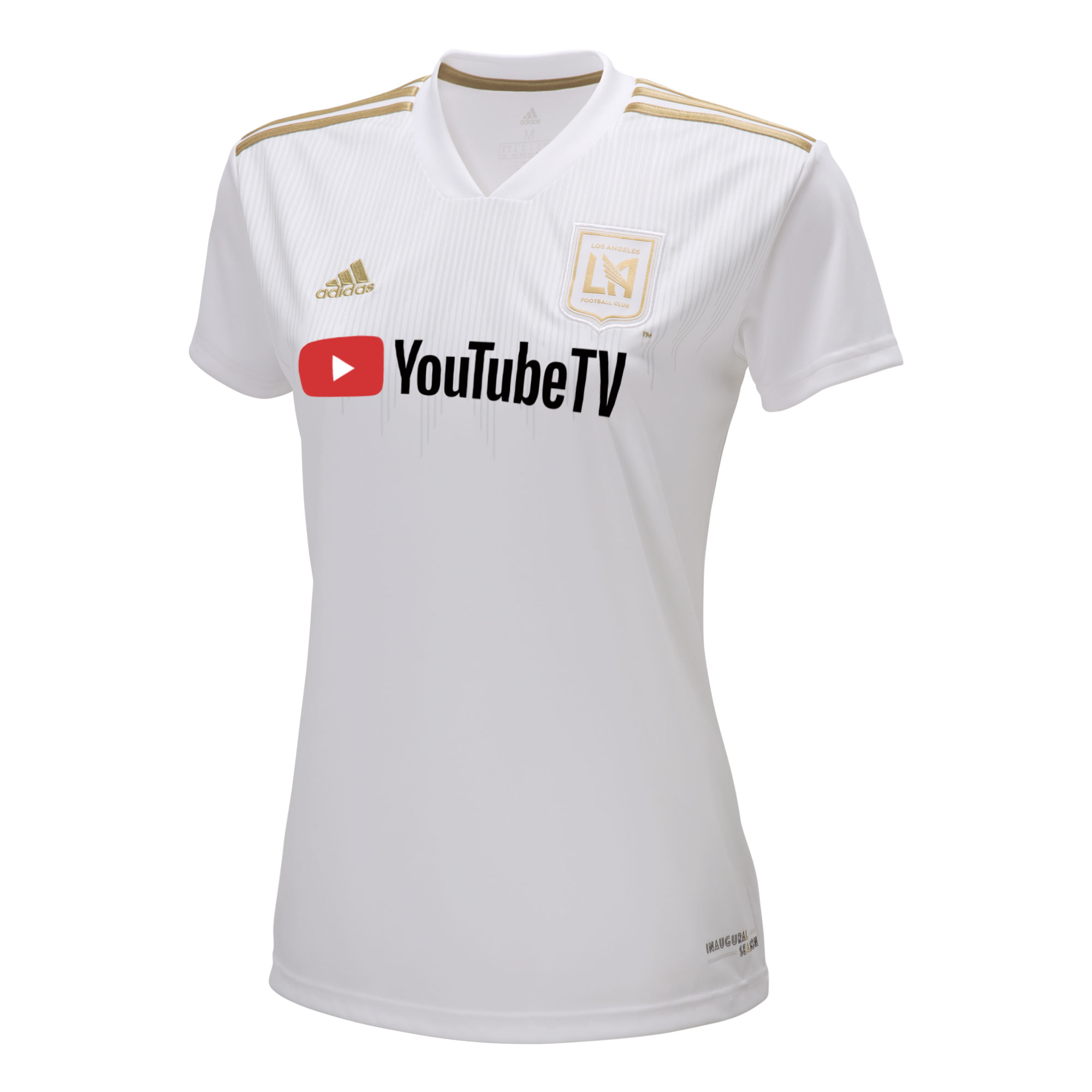 Los Angeles FC Away Shirt 2018 - Womens