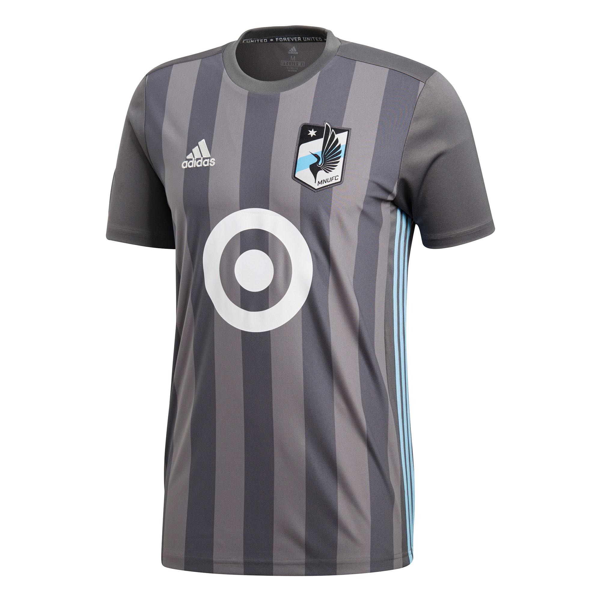 Minnesota United Home Shirt 2018