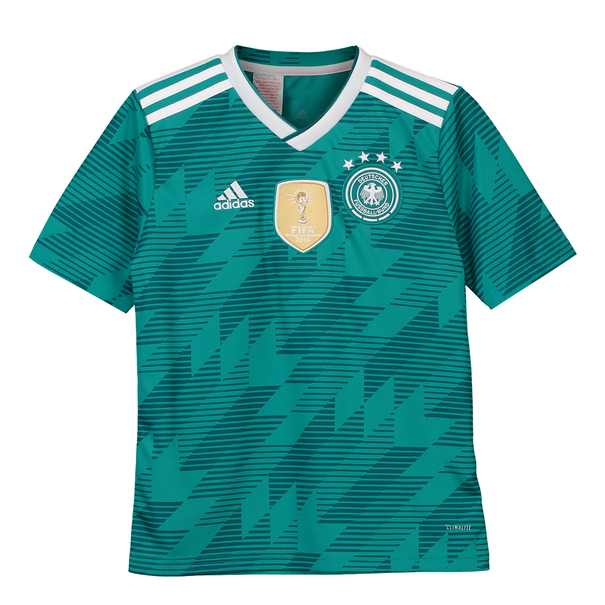 Germany Away Shirt 2018 - Kids