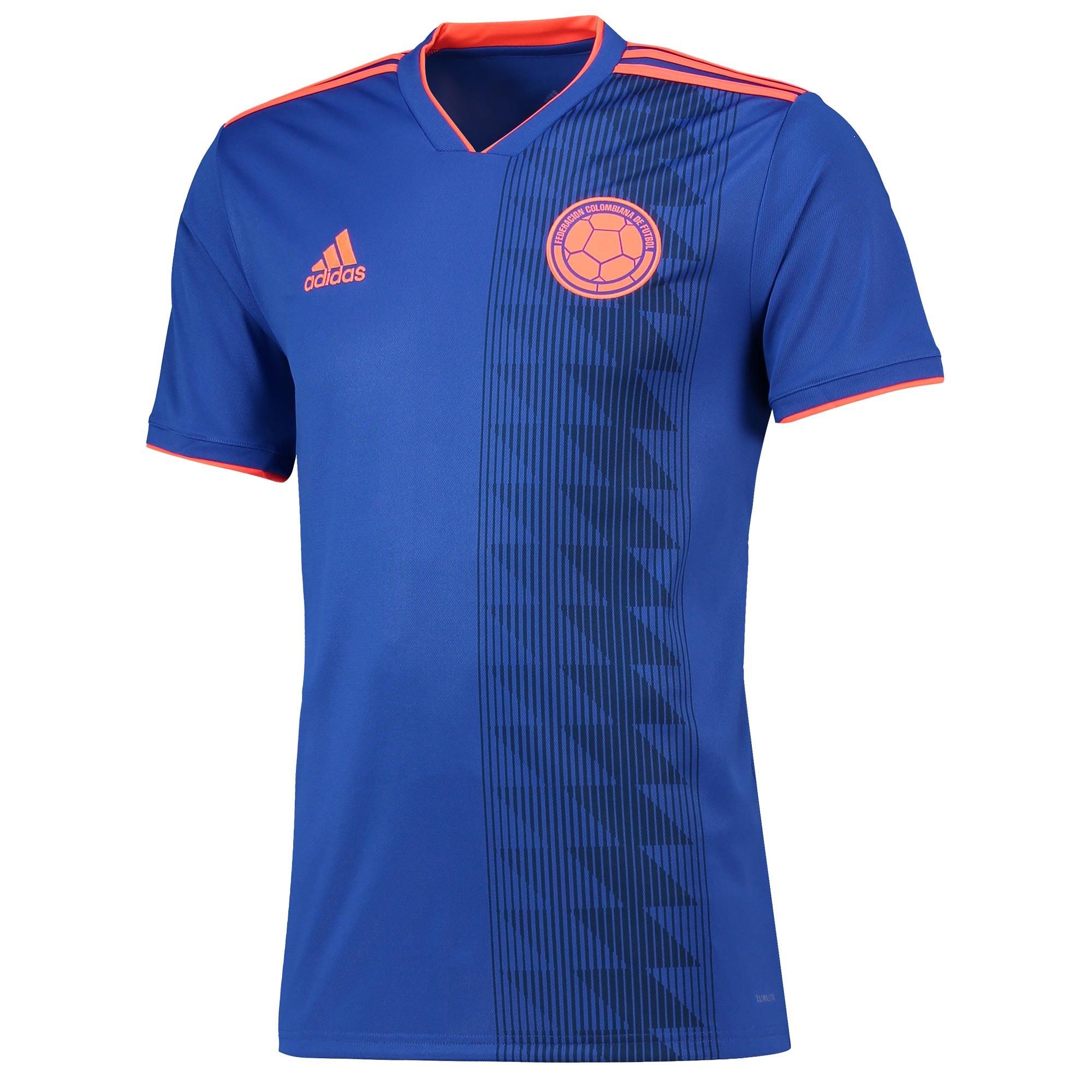 Colombia Away Shirt 2018 - Kids