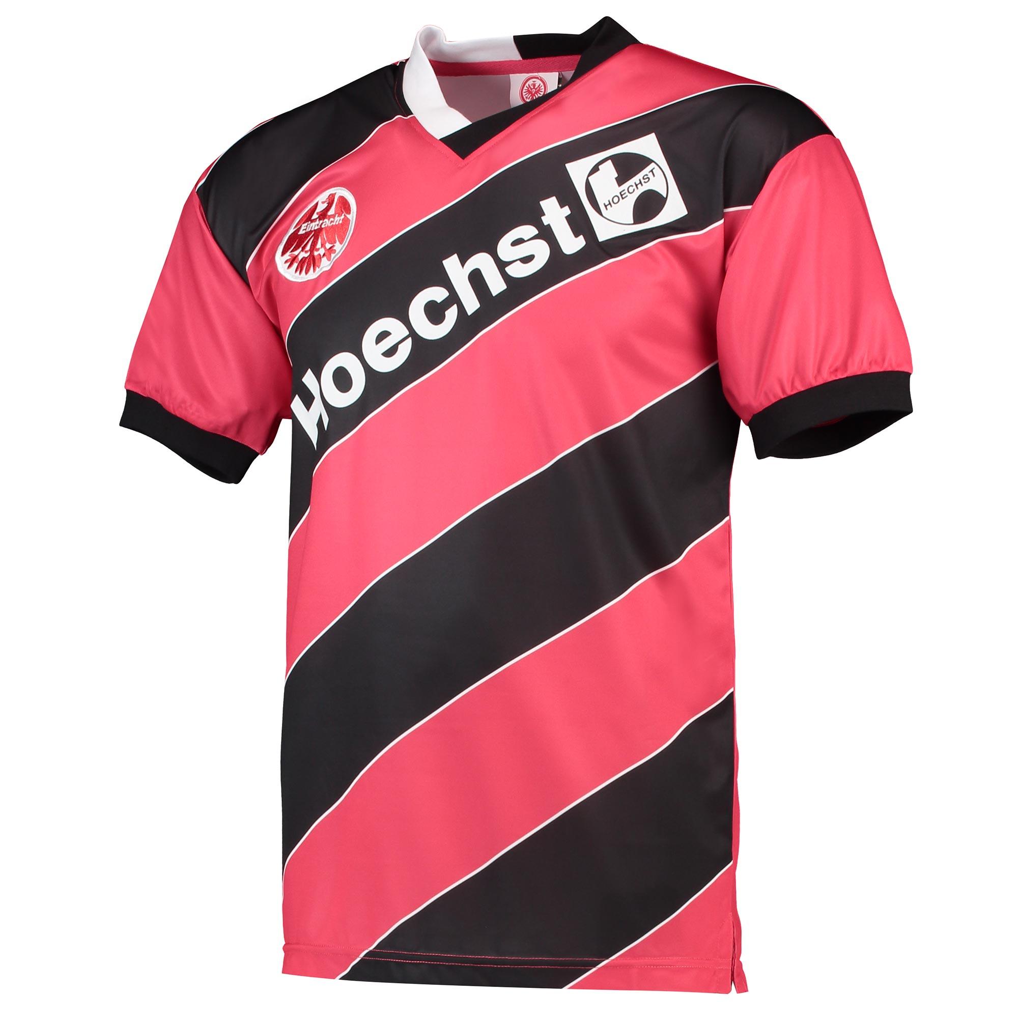 Retro Eintracht Frankfurt Shirt