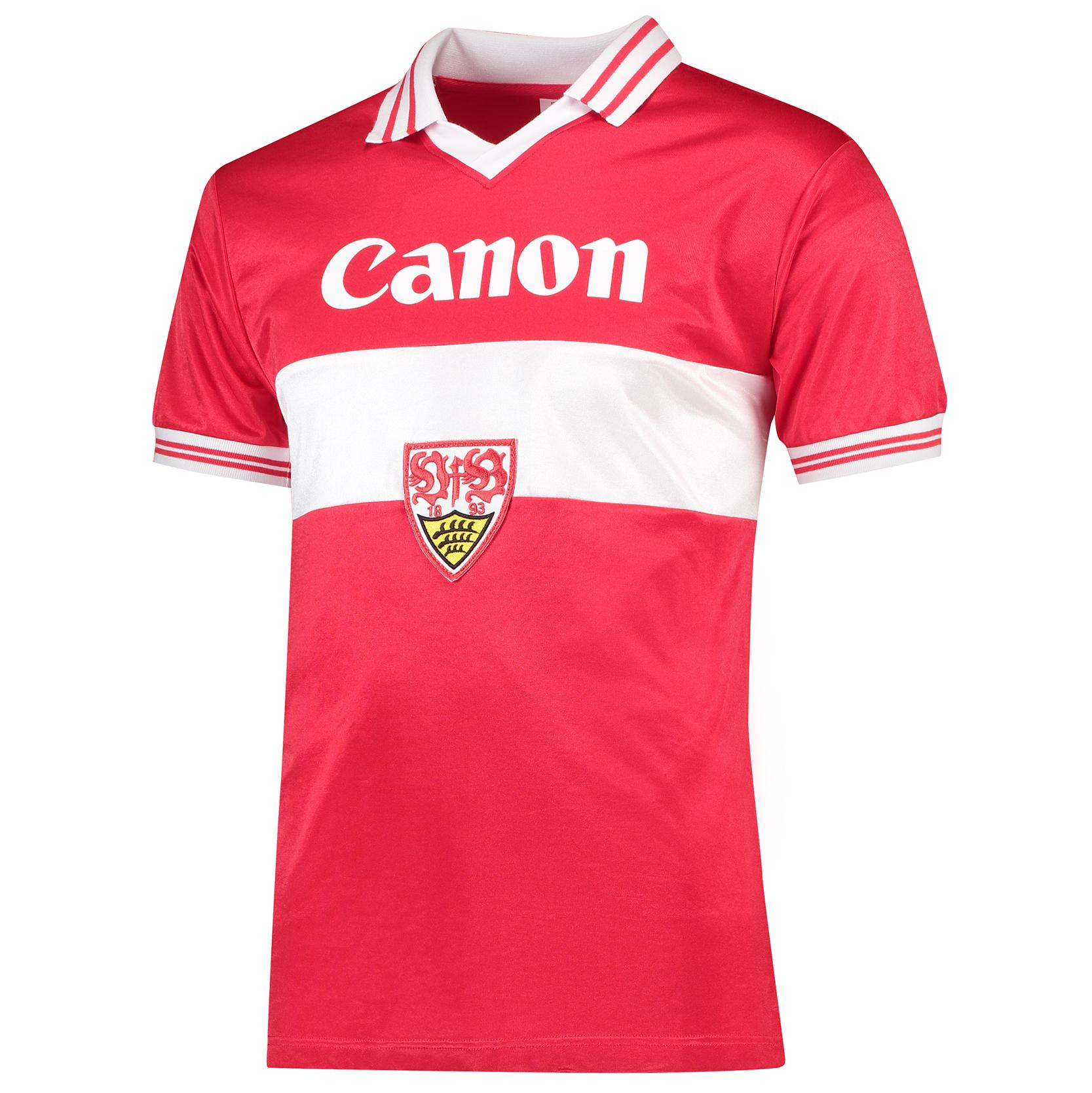VFB Stuttgart 1980 Away Shirt