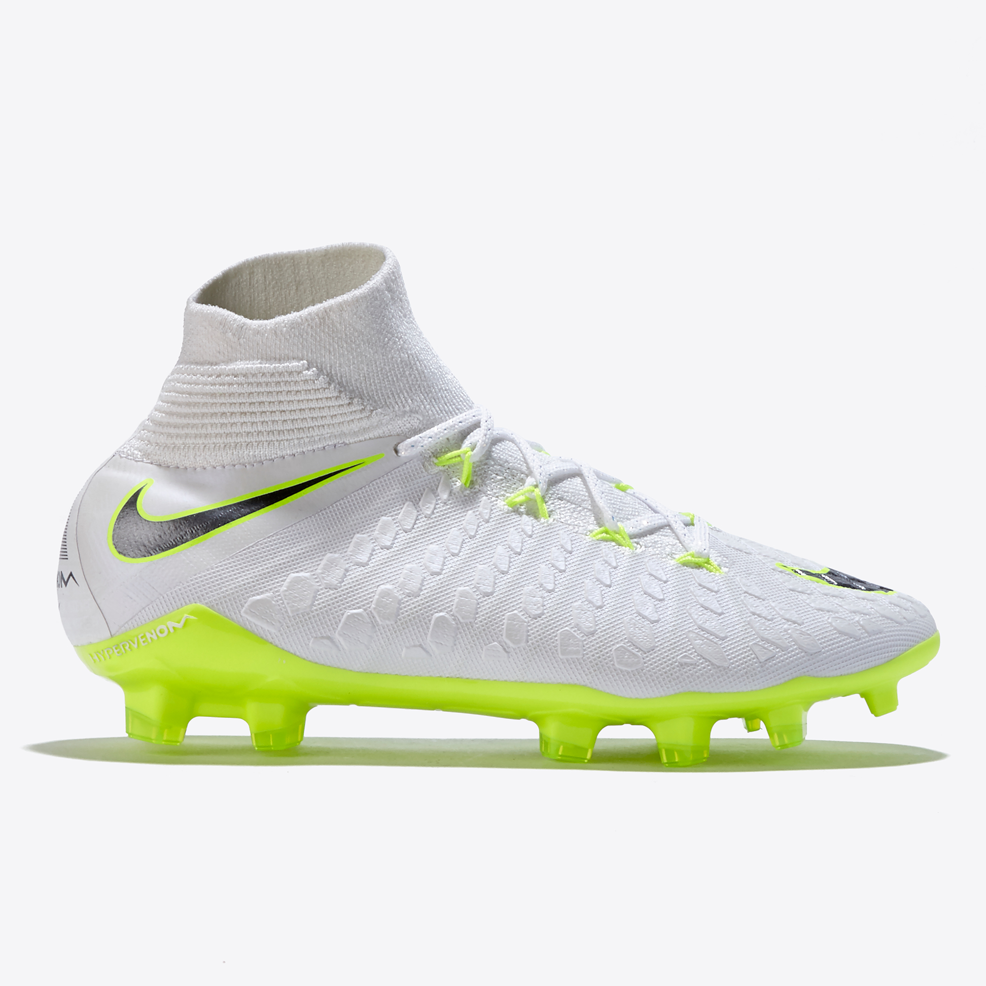 Chaussures de football pour terrain dur Nike Hypervenom Phantom 3 Elite Dynamic Fit - Enfant