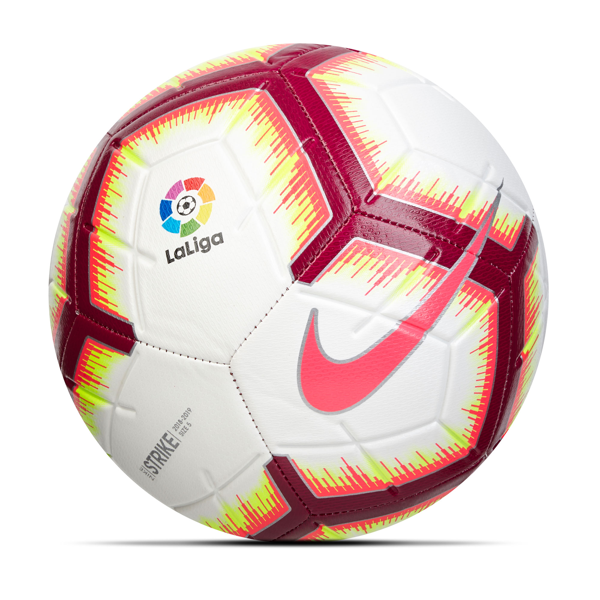 Ballon de football Nike La Liga Strike - Blanc
