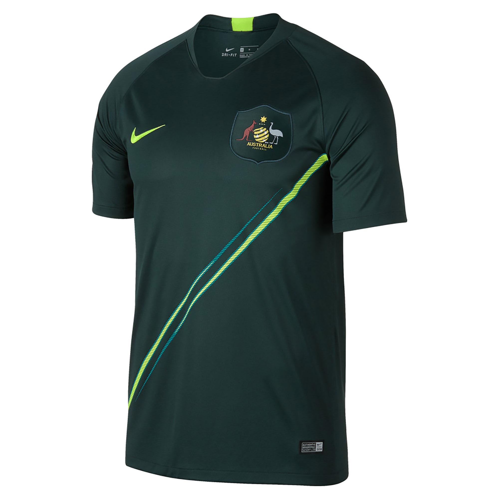 Australia Away Stadium Shirt 2018