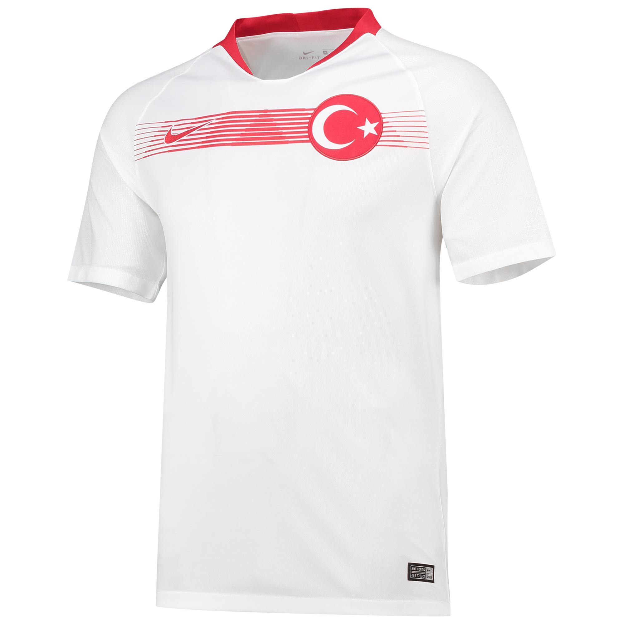 Turkey Away Stadium Shirt 2018