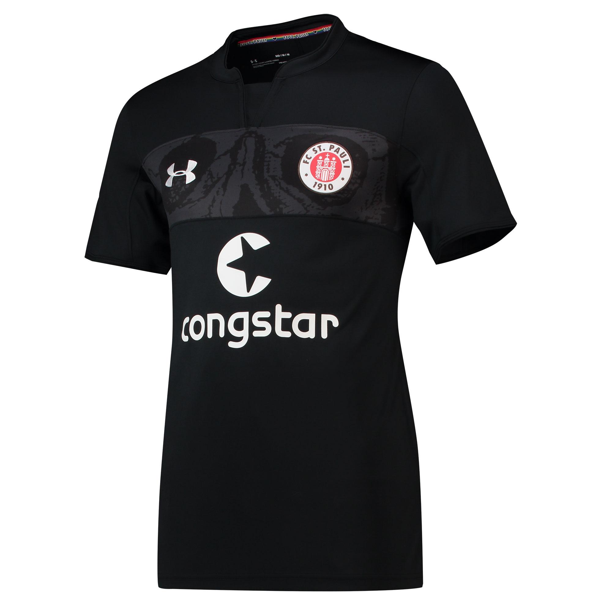 St Pauli St Pauli Third Shirt 2018-19