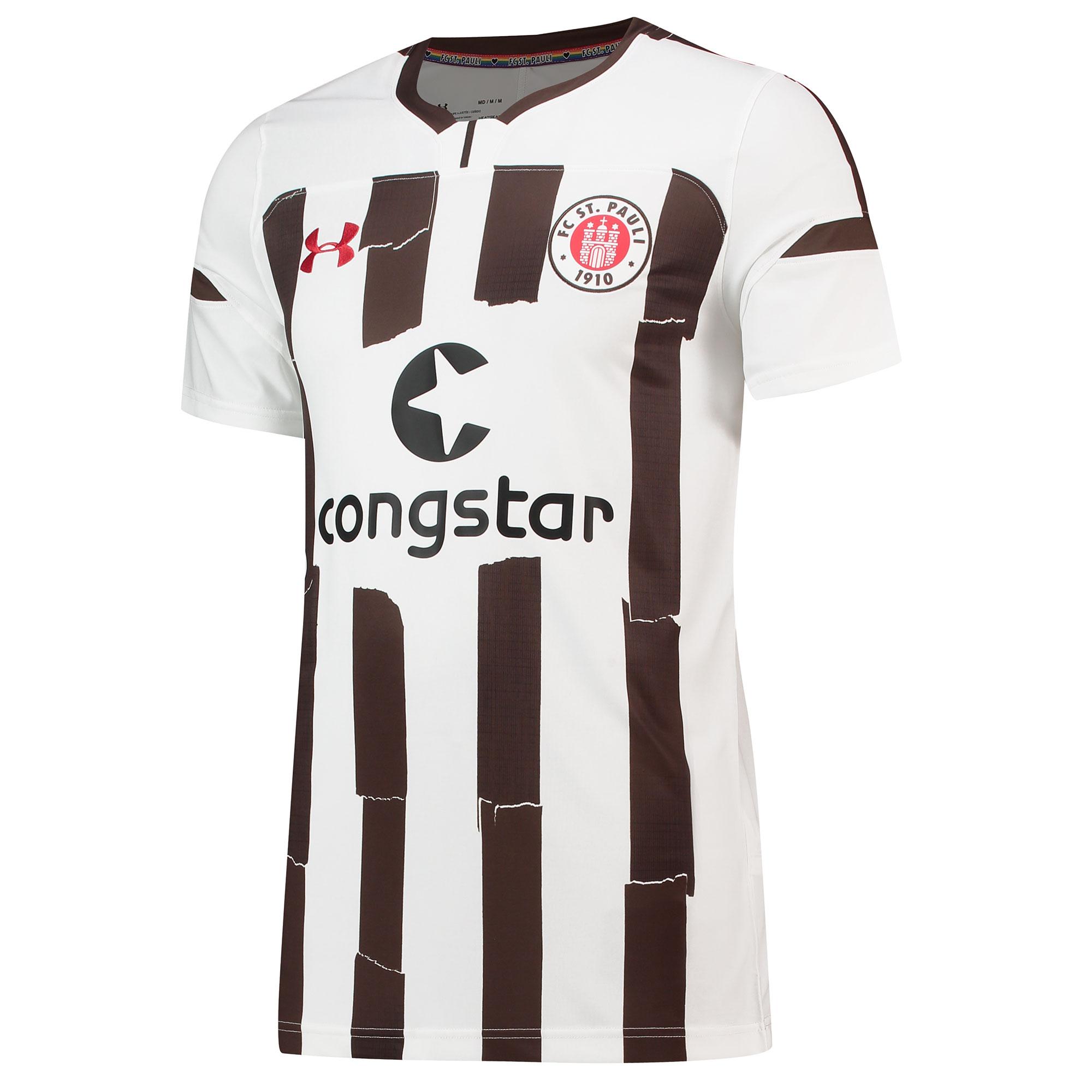 St Pauli St Pauli Away Shirt 2018-19