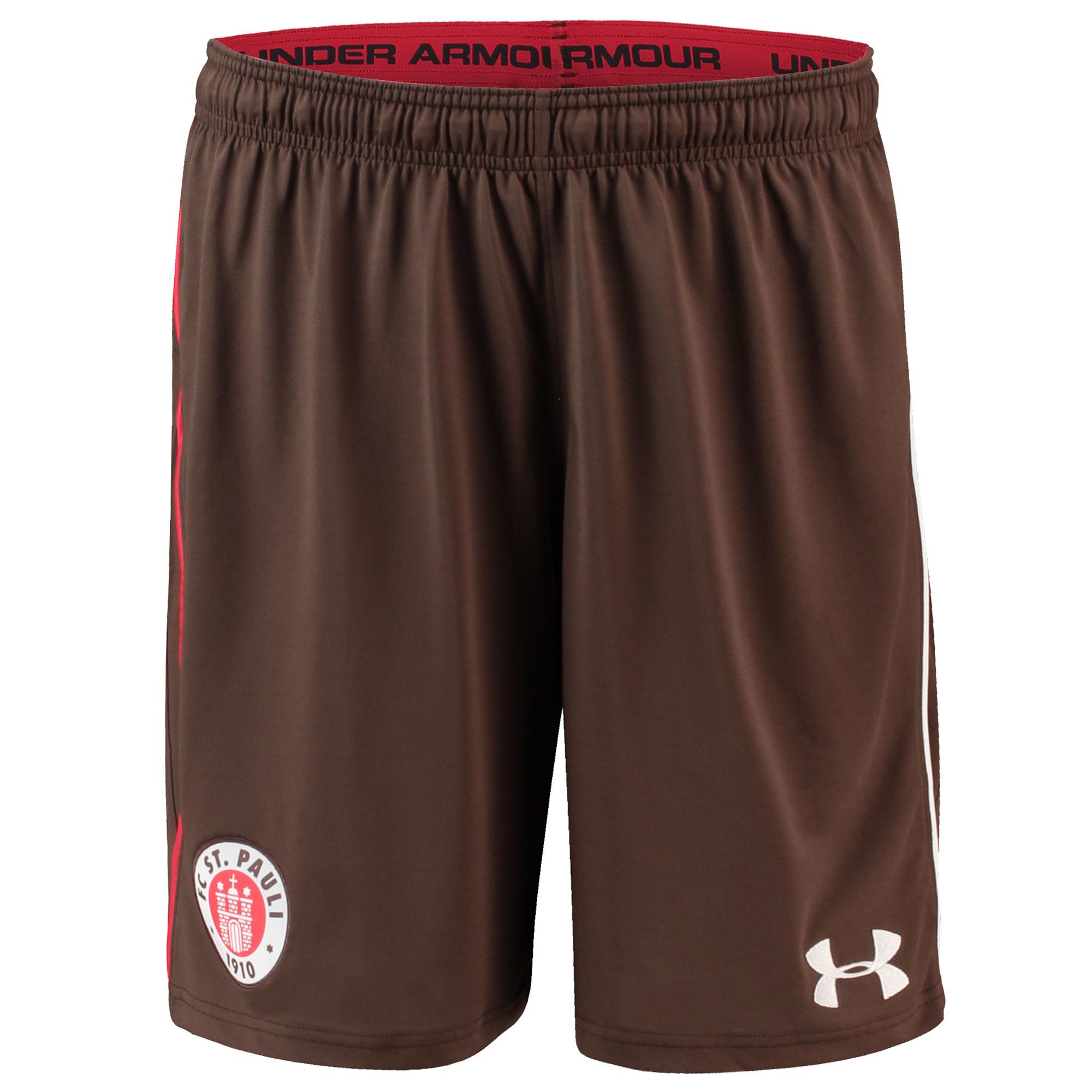 St Pauli Home Shorts 2018-19