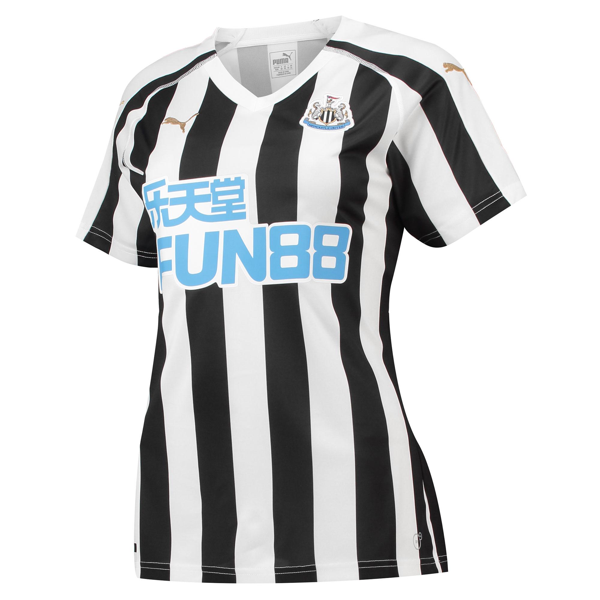 Newcastle United Home Shirt 2018-19 - Womens