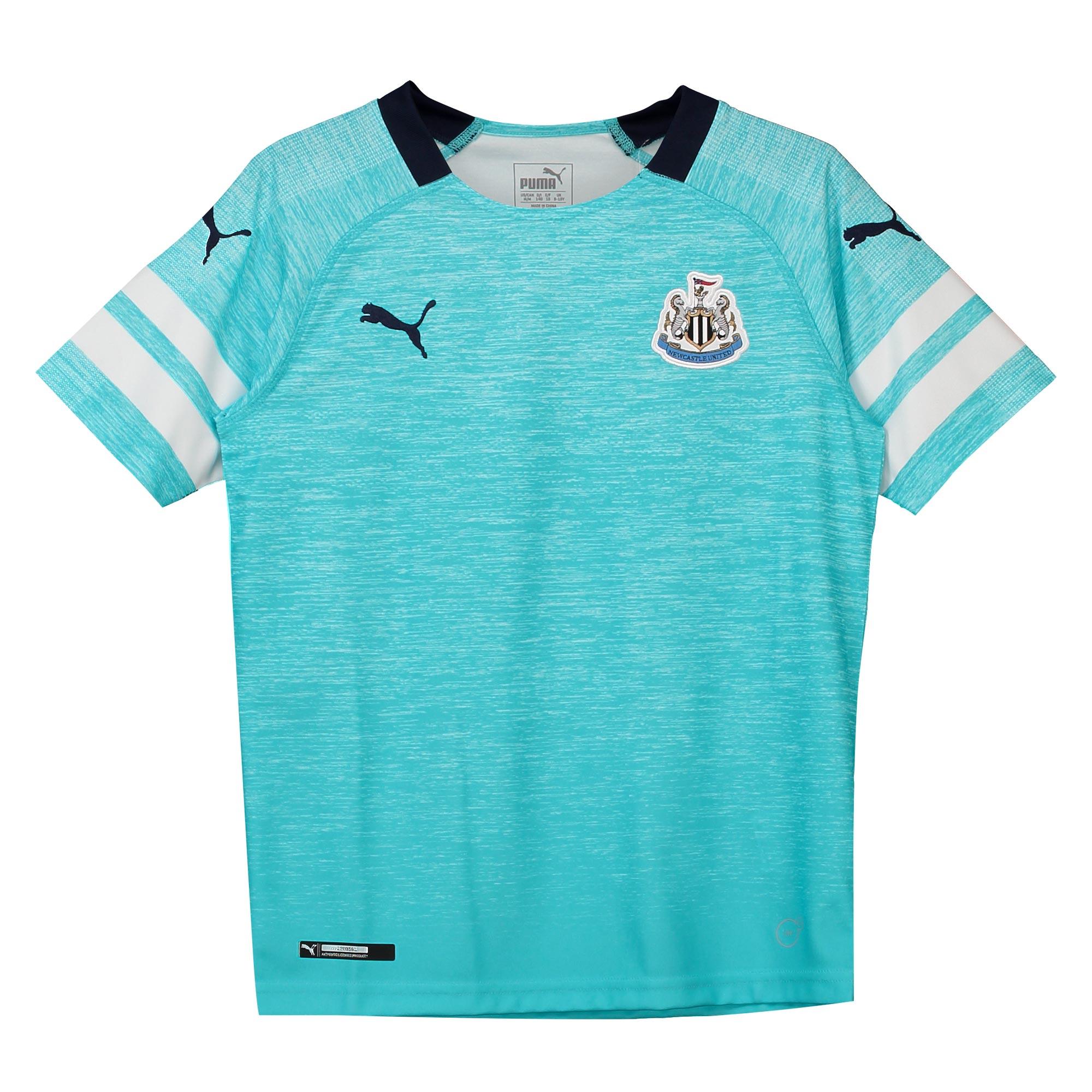 Newcastle United Third Shirt 2018-19 - Kids