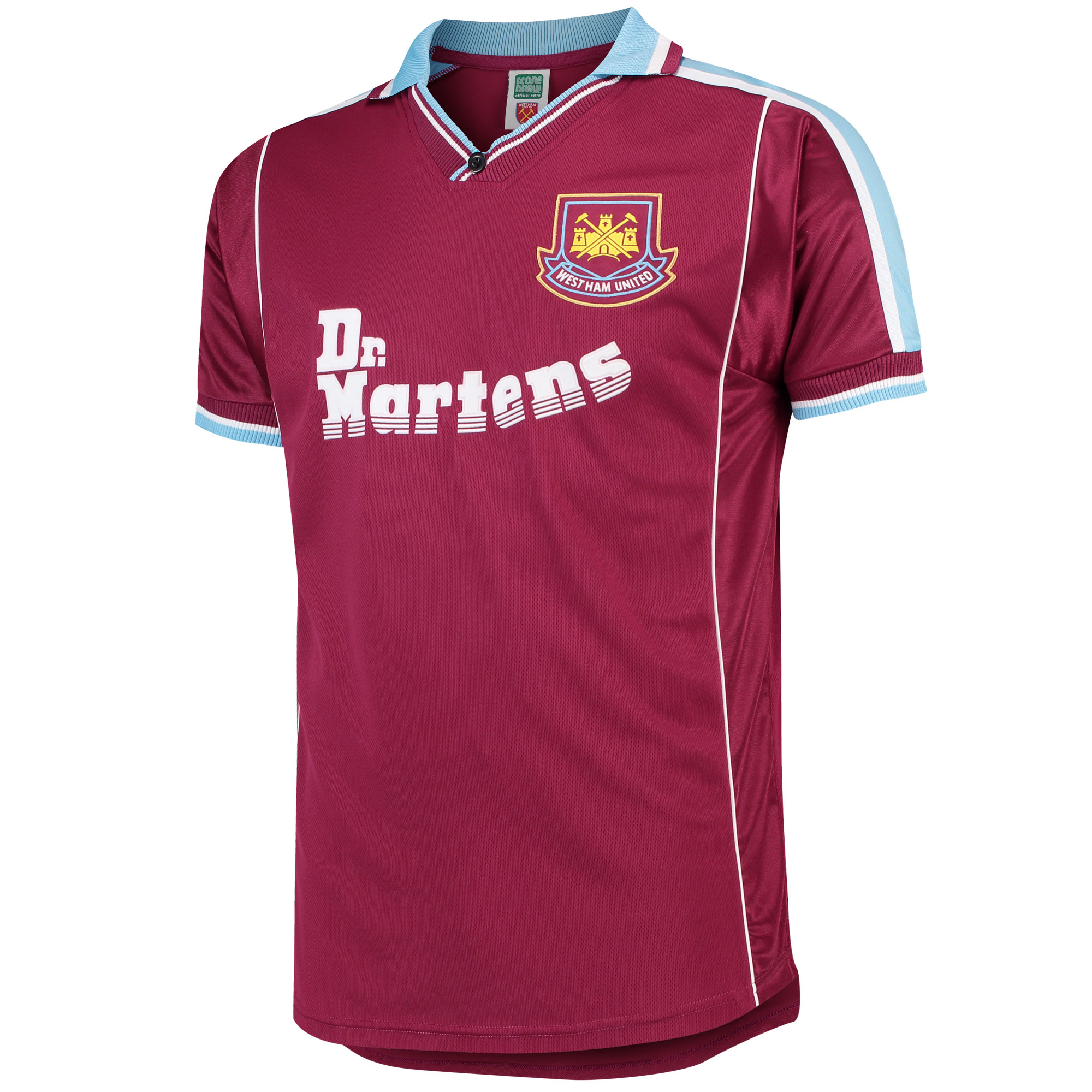 West Ham United 2000 Home shirt