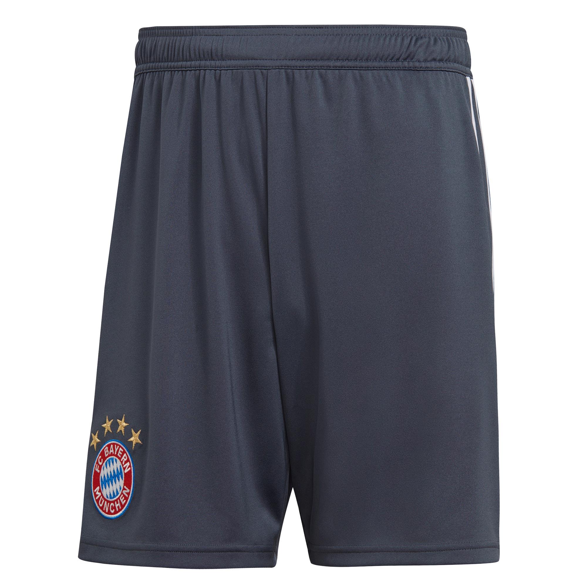 FC Bayern Third Shorts 2018-19