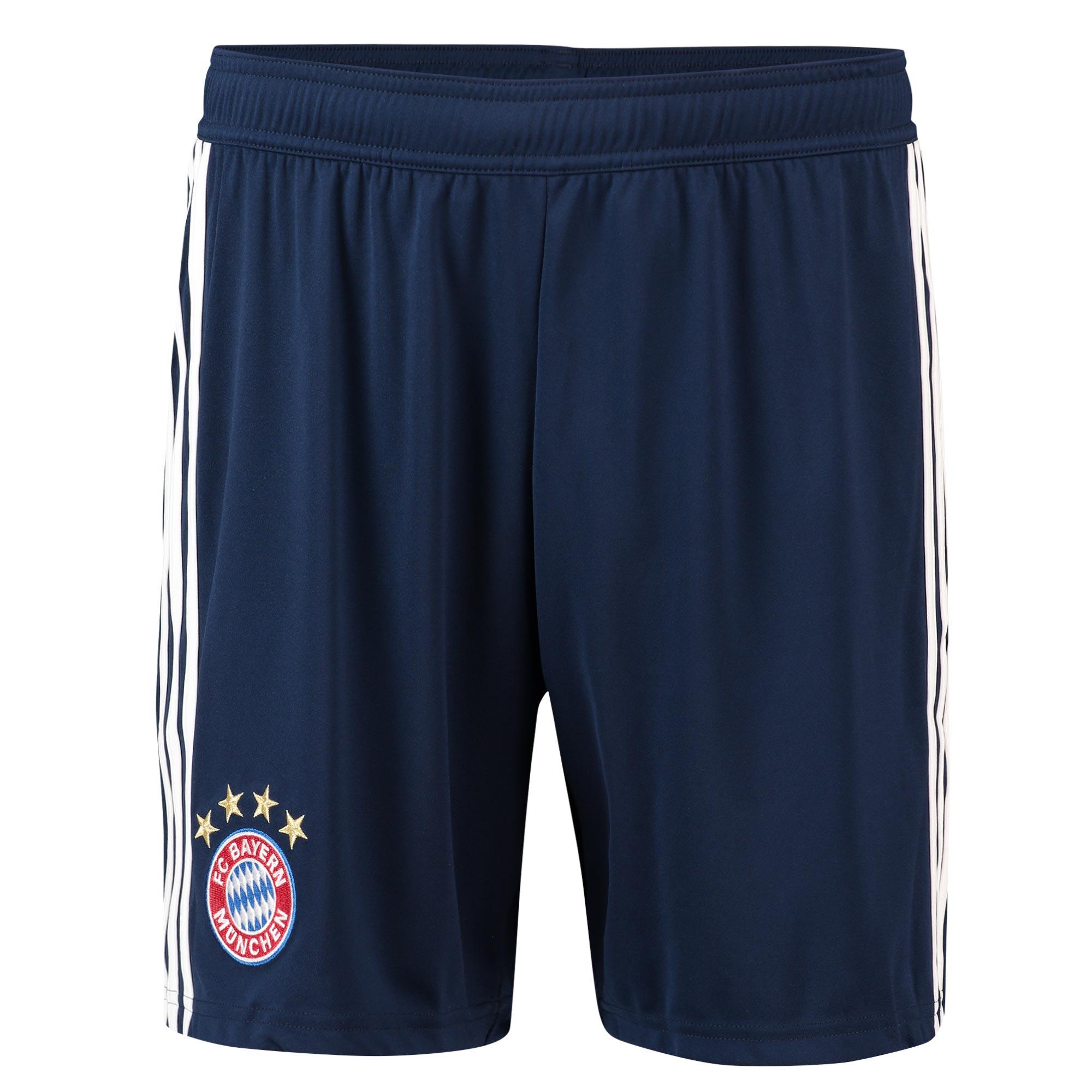FC Bayern Home Shorts 2018-19