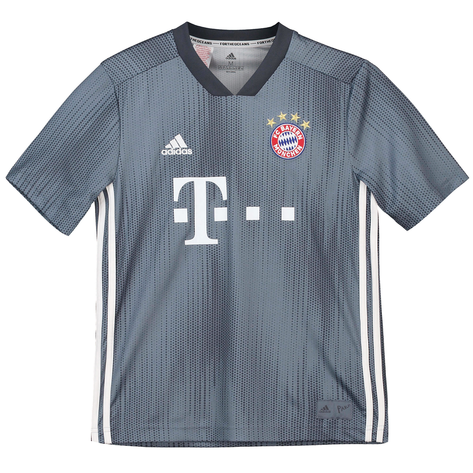 FC Bayern Third Shirt 2018-19 - Kids