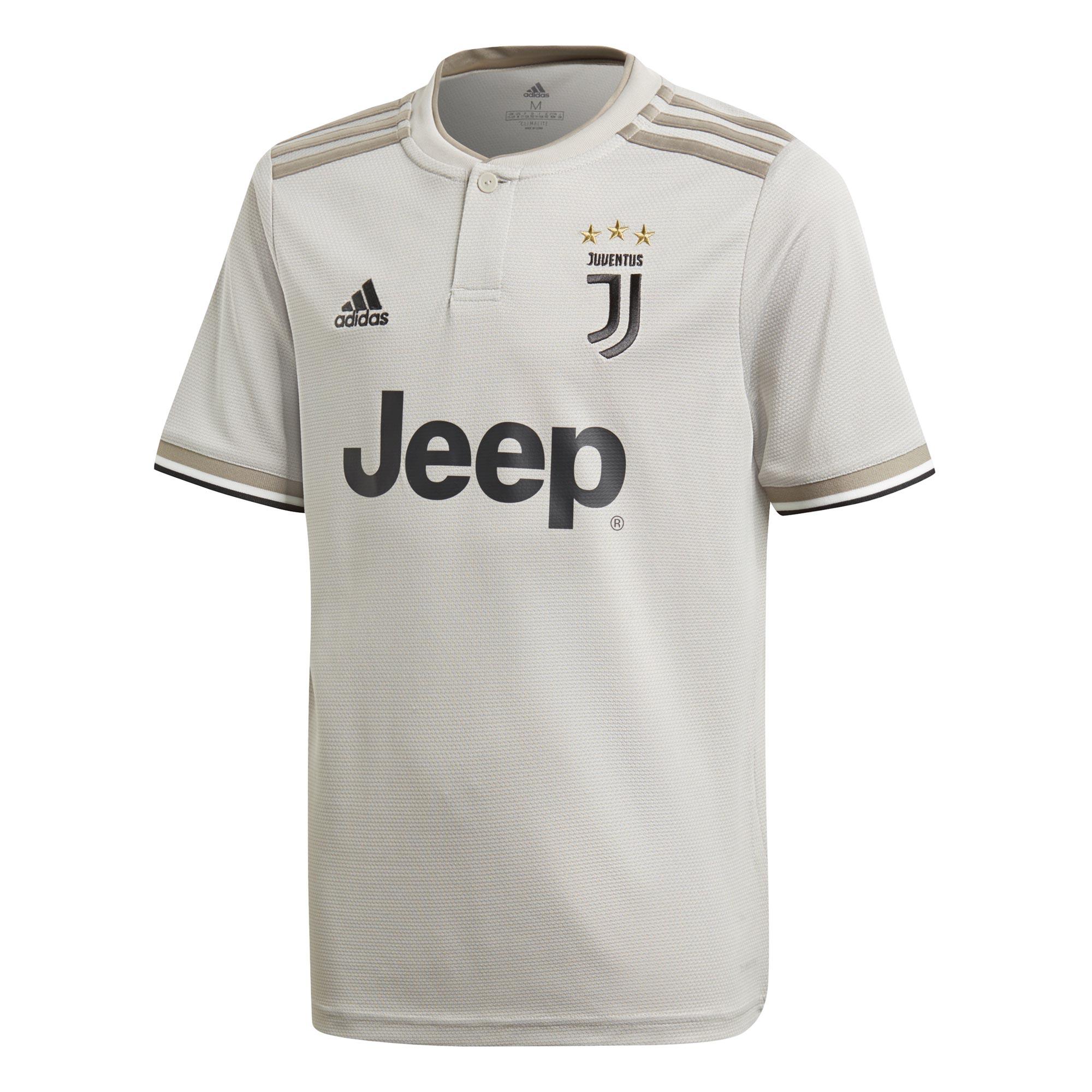 Juventus Away Shirt 2018-19 - Kids