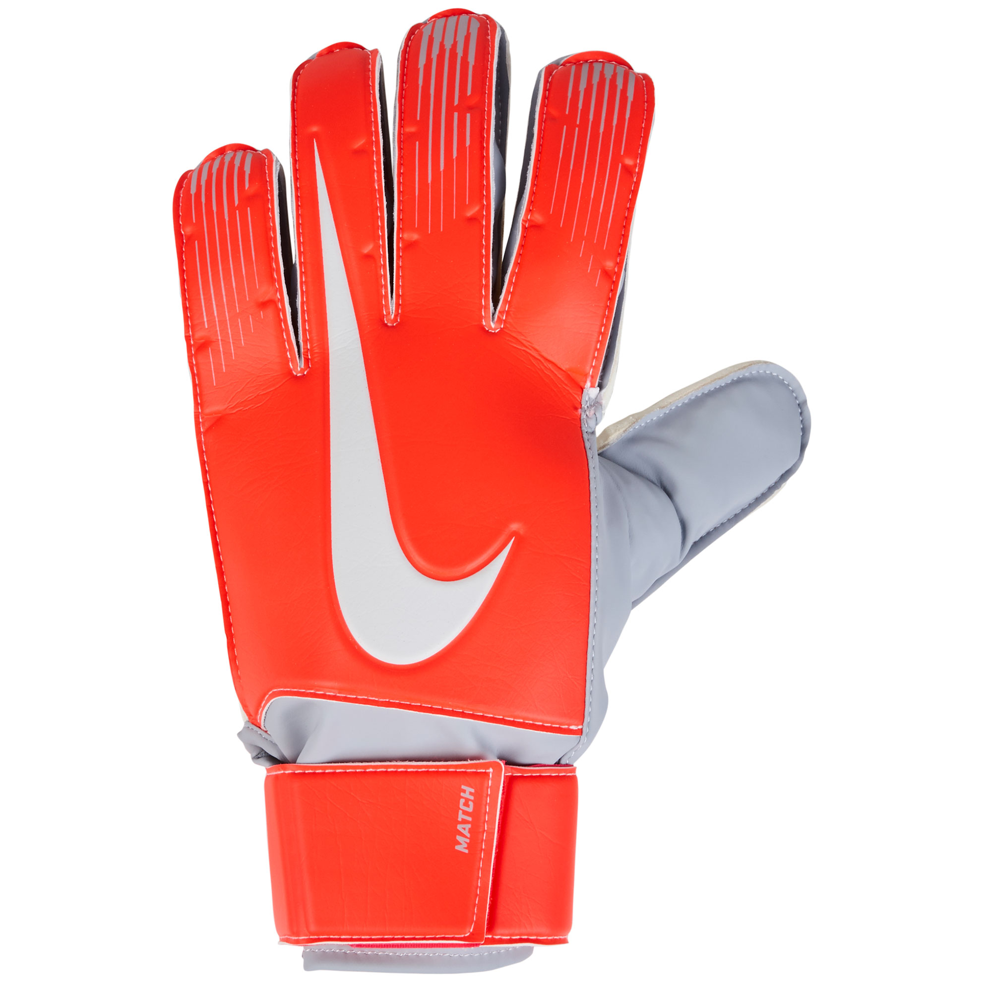 Nike Match Goalkeeper Gloves - Red - Kids