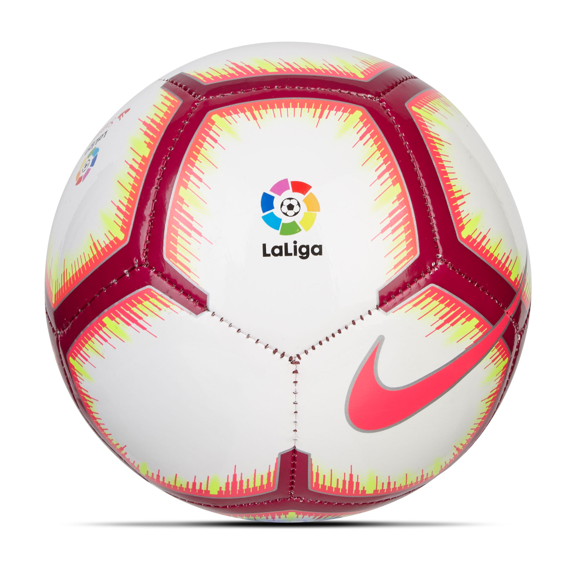 Mini ballon de football Nike La Liga Skills - Blanc