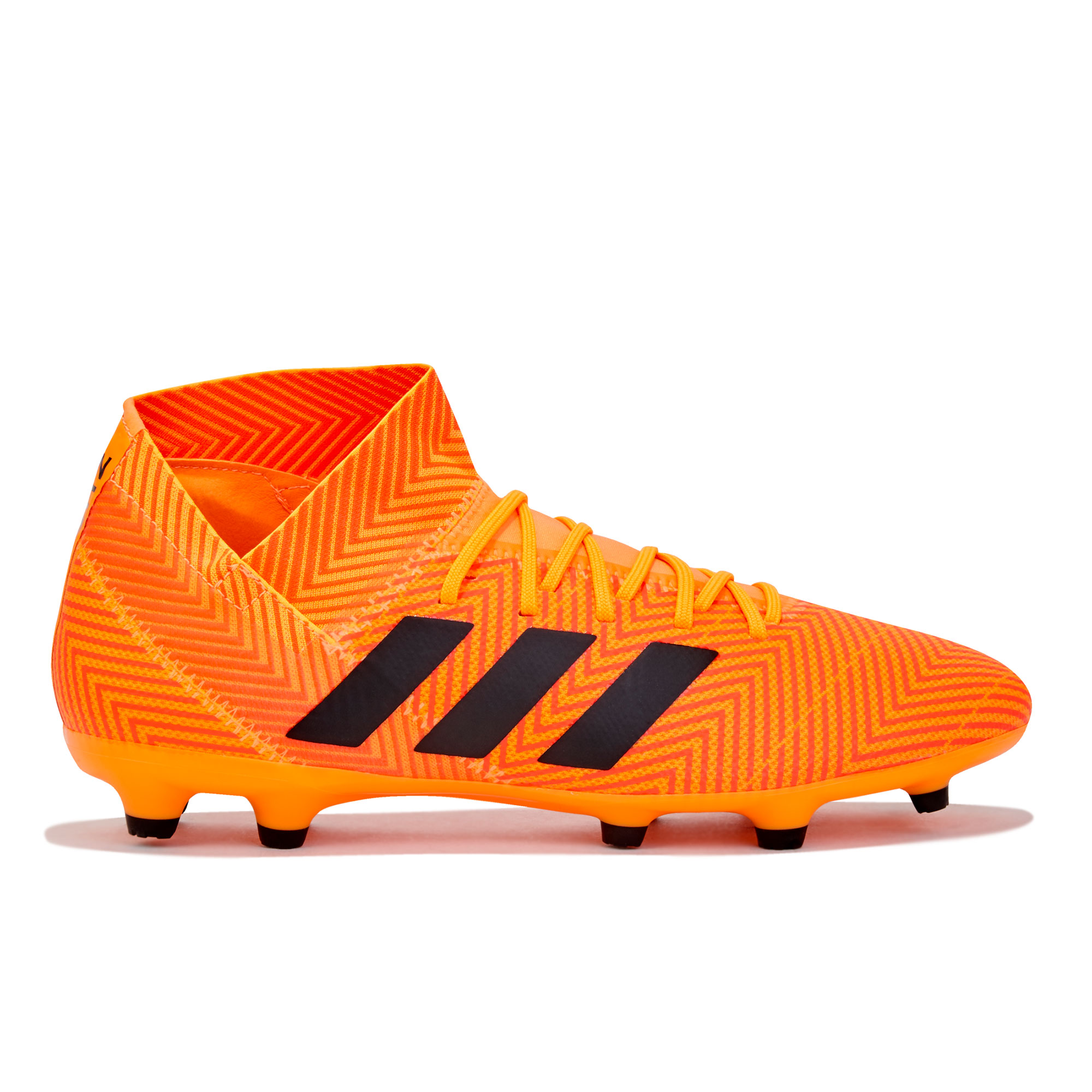 Image of adidas Nemeziz 18.3 Firm Ground Football Boots - Orange