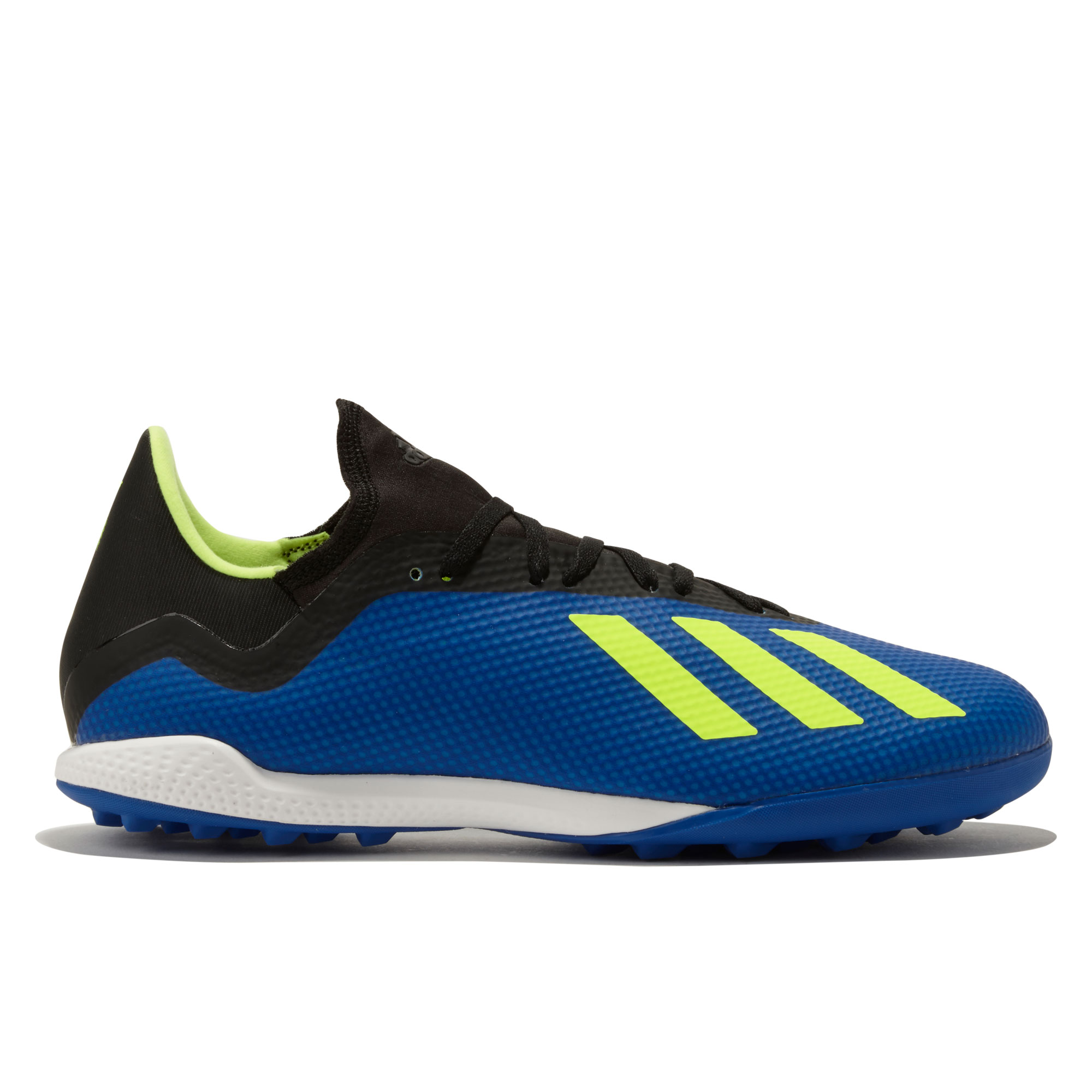 Image of adidas X Tango 18.3 Astroturf Trainers - Blue