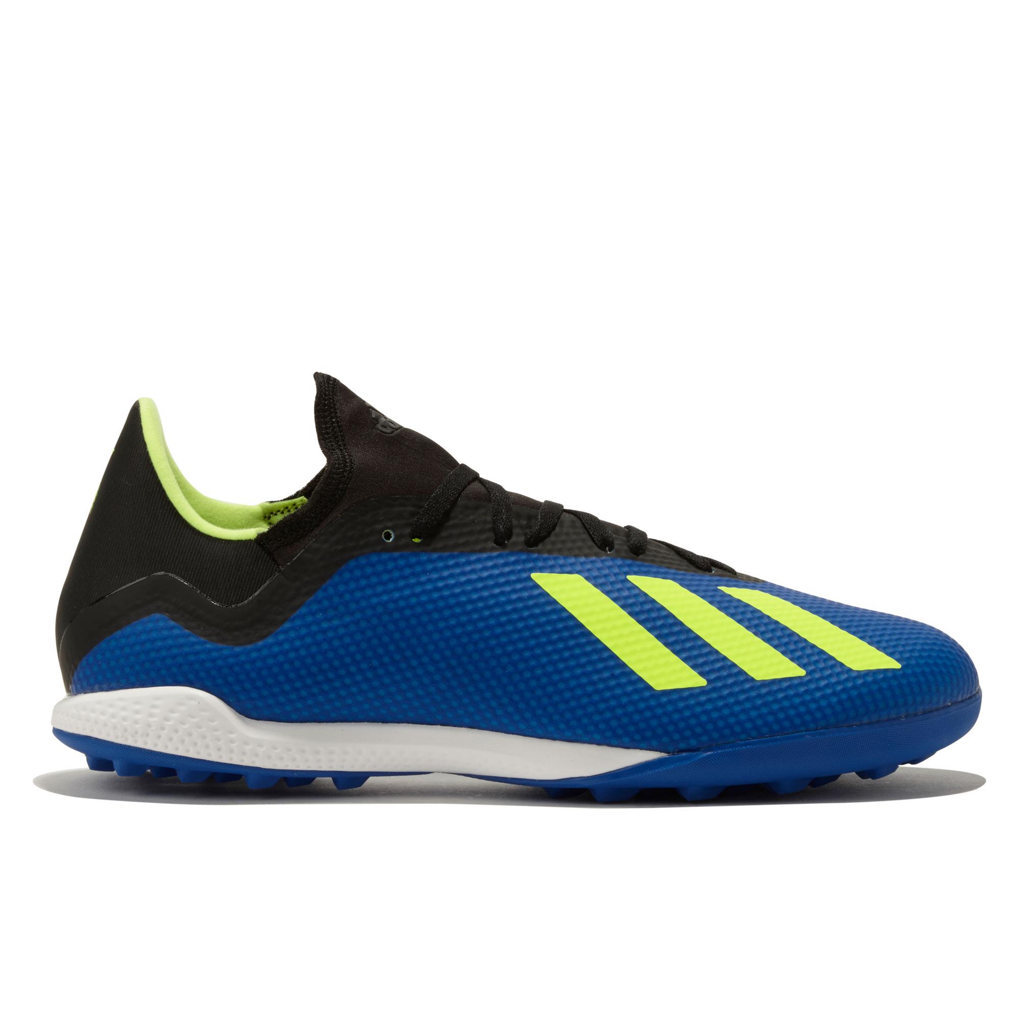 "Image of ""Baskets adidas X Tango 18.3 Astroturf - Bleu"""