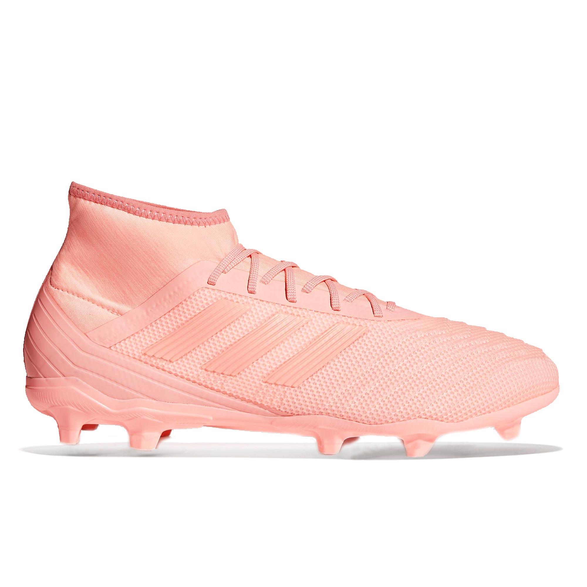 Adidas Predator 18.2 Firm Ground Football Boots - Orange
