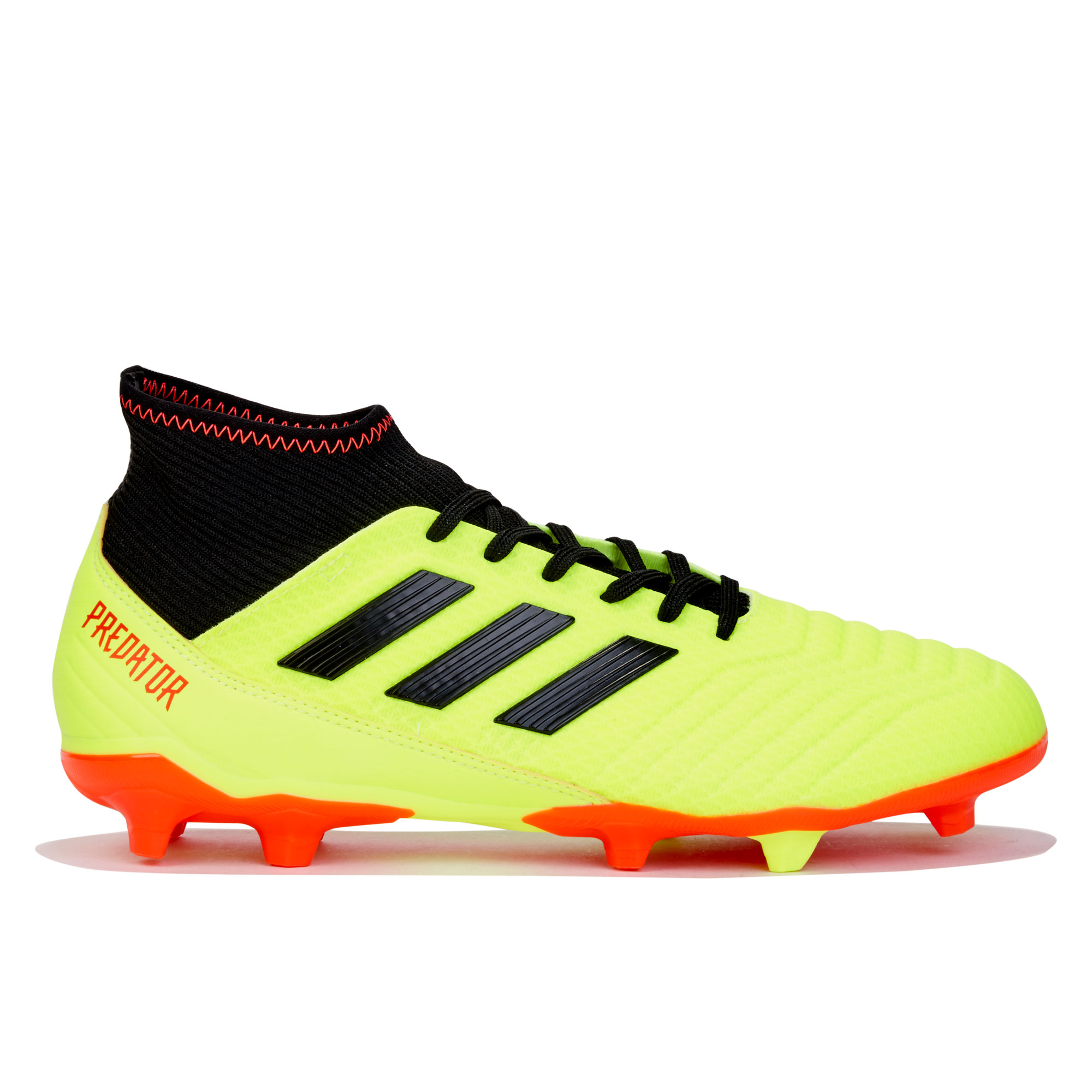 Image of adidas Predator 18.3 Firm Ground Football Boots - Yellow