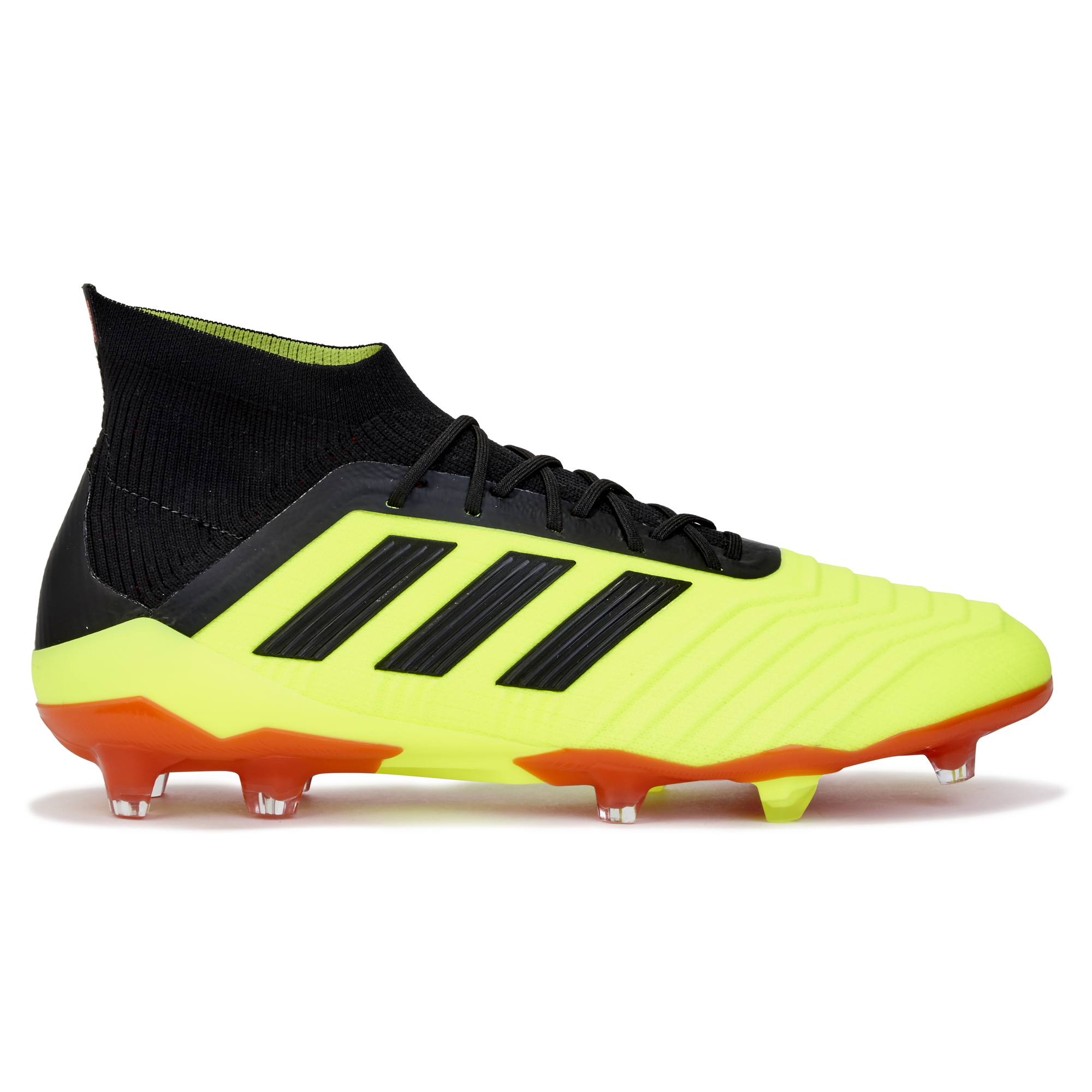 Image of adidas Predator 18.1 Firm Ground Football Boots - Yellow